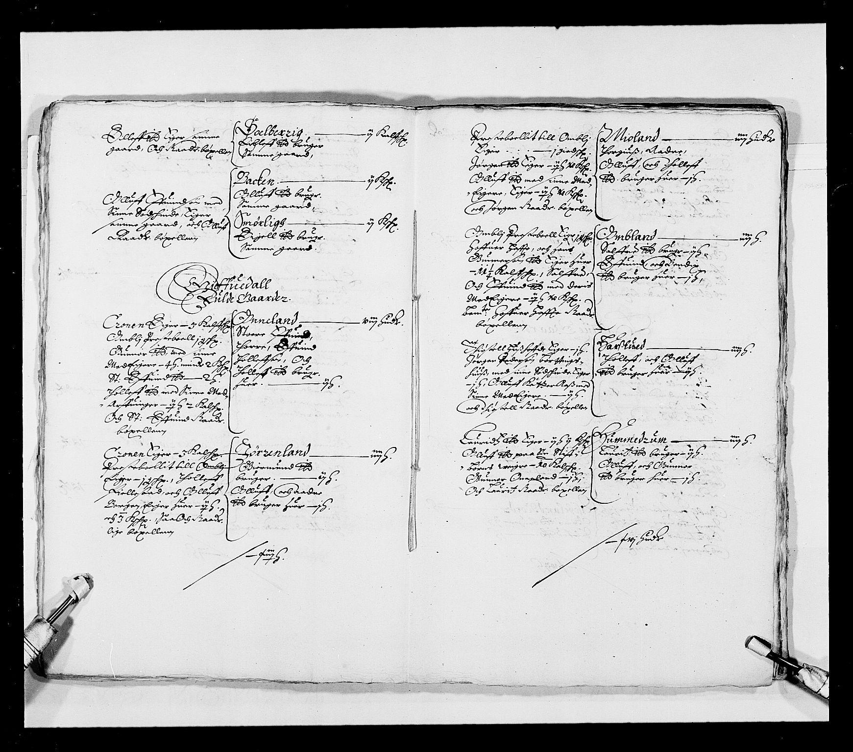 RA, Stattholderembetet 1572-1771, Ek/L0023: Jordebøker 1633-1658:, 1648-1649, s. 9