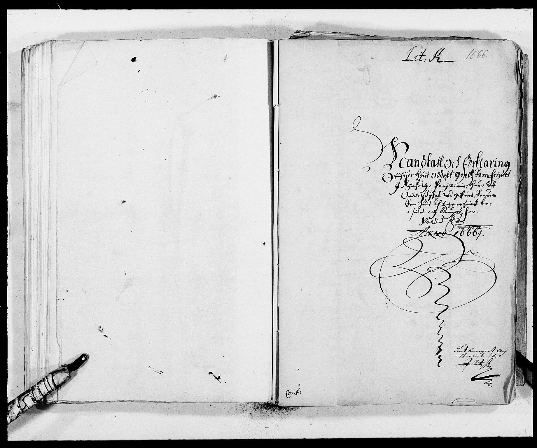 RA, Rentekammeret inntil 1814, Reviderte regnskaper, Fogderegnskap, R47/L2840: Fogderegnskap Ryfylke, 1665-1669, s. 196