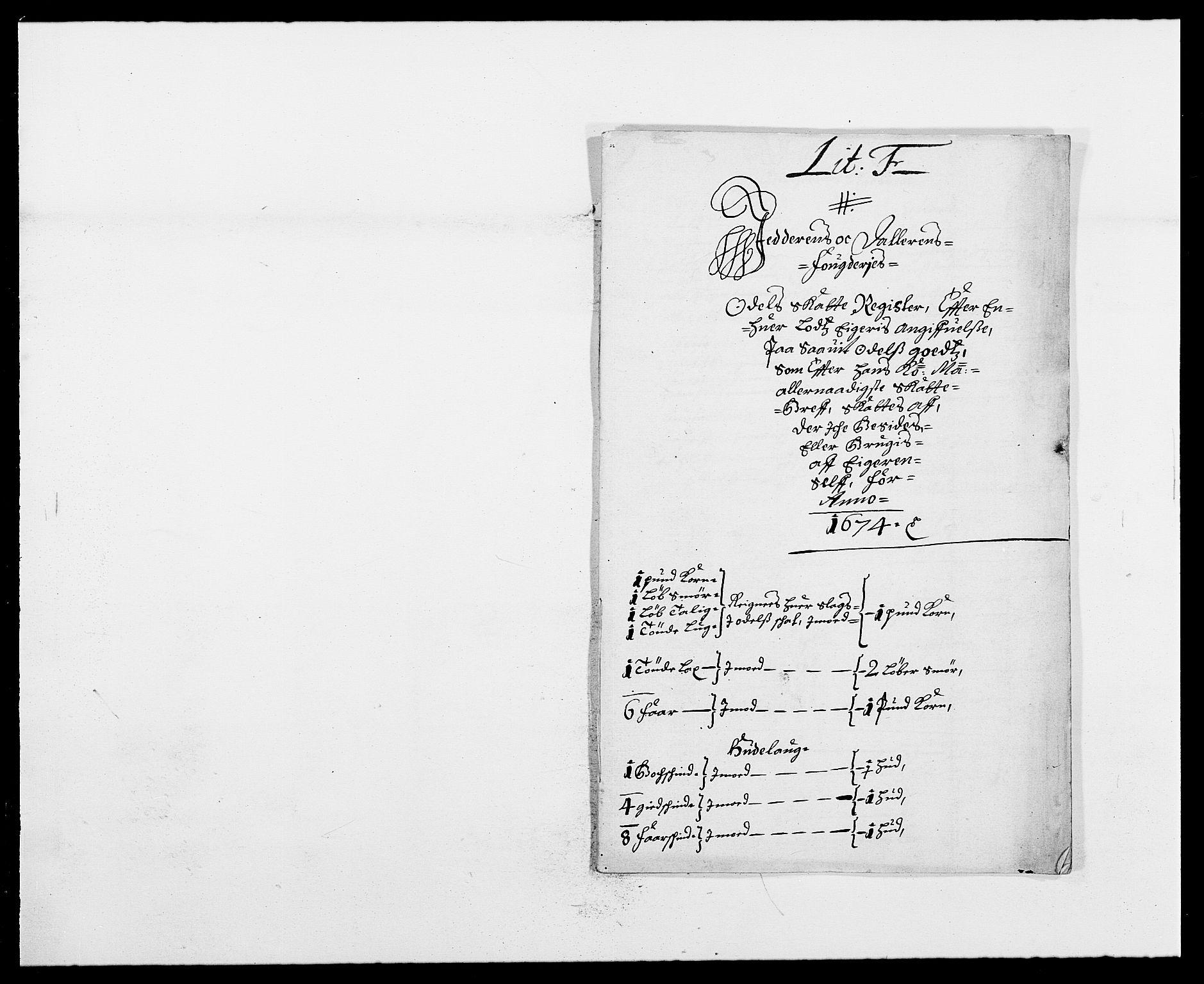 RA, Rentekammeret inntil 1814, Reviderte regnskaper, Fogderegnskap, R46/L2714: Fogderegnskap Jæren og Dalane, 1673-1674, s. 400