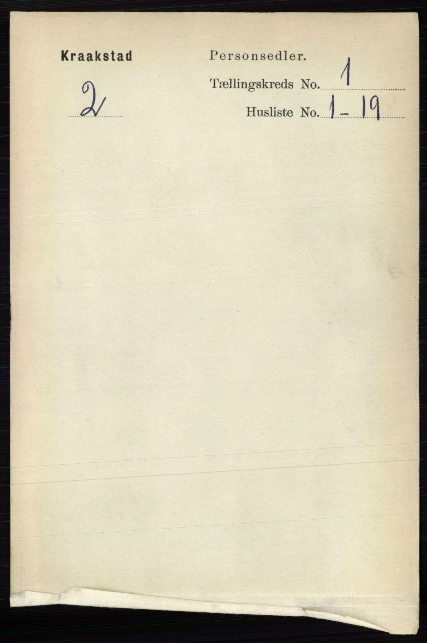 RA, Folketelling 1891 for 0212 Kråkstad herred, 1891, s. 114