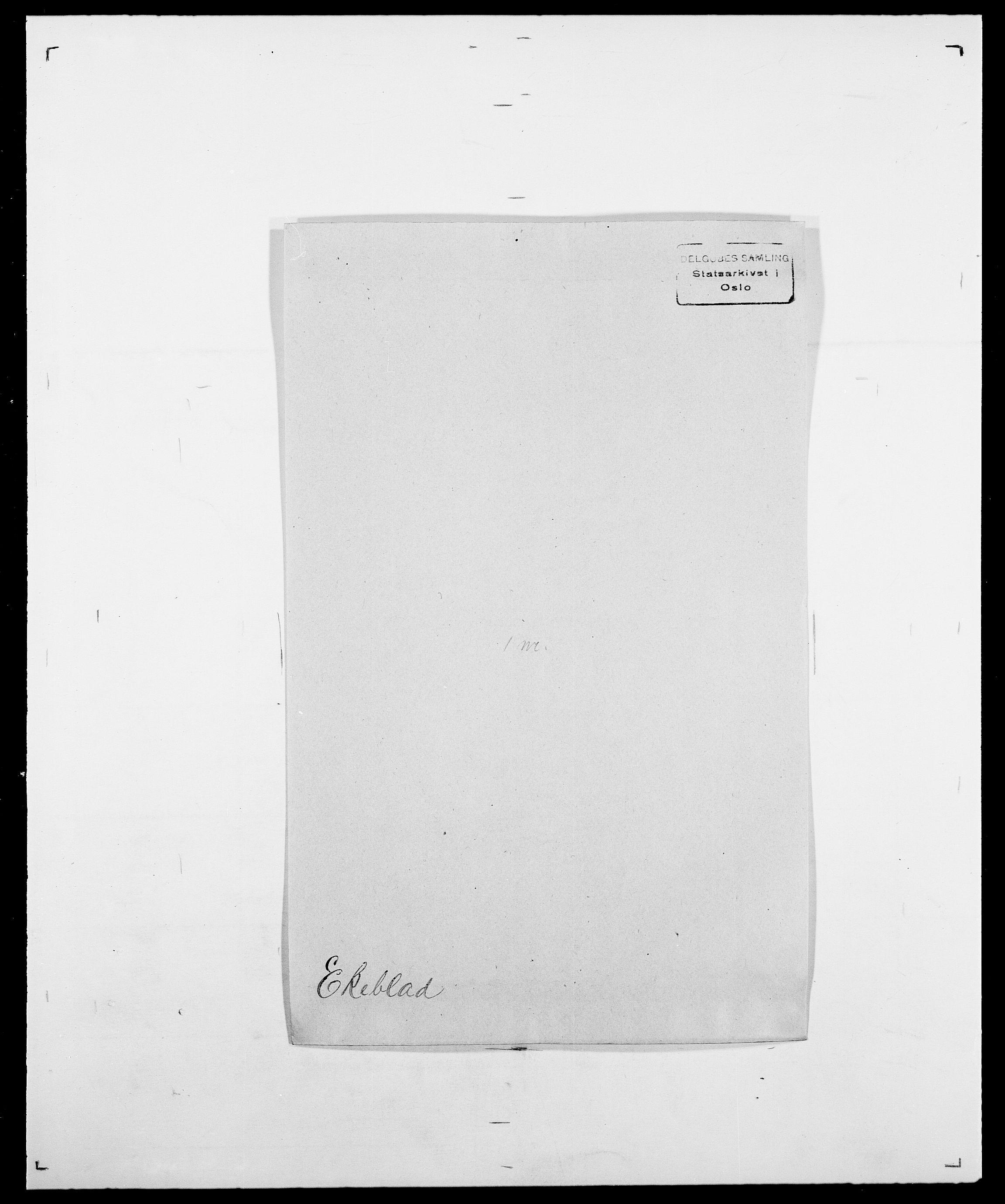 SAO, Delgobe, Charles Antoine - samling, D/Da/L0010: Dürendahl - Fagelund, s. 365