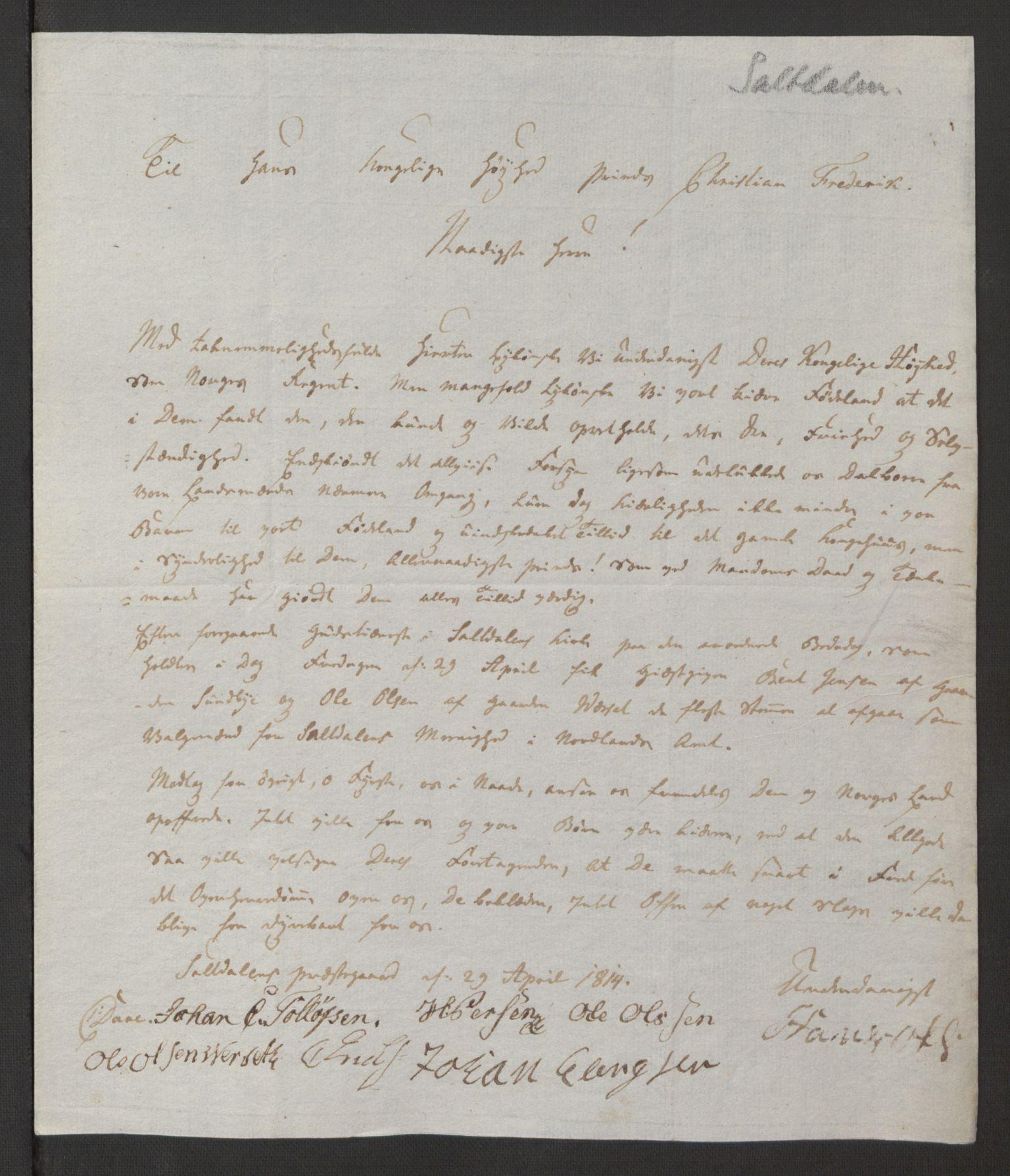 SAT, Nordland amt/fylke*, 1814, s. 41