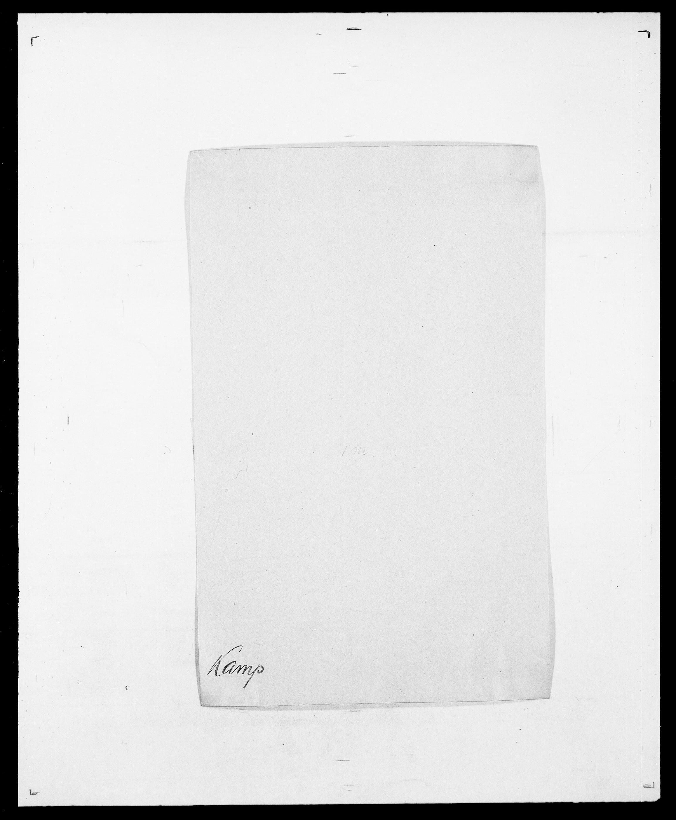 SAO, Delgobe, Charles Antoine - samling, D/Da/L0020: Irgens - Kjøsterud, s. 454