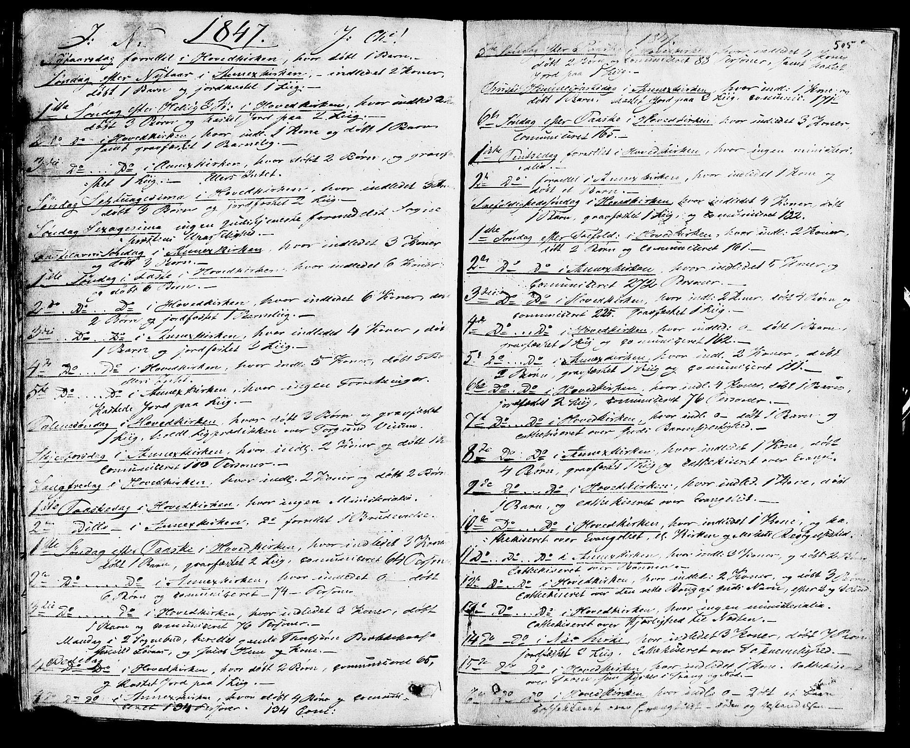 SAKO, Sauherad kirkebøker, F/Fa/L0006: Ministerialbok nr. I 6, 1827-1850, s. 505