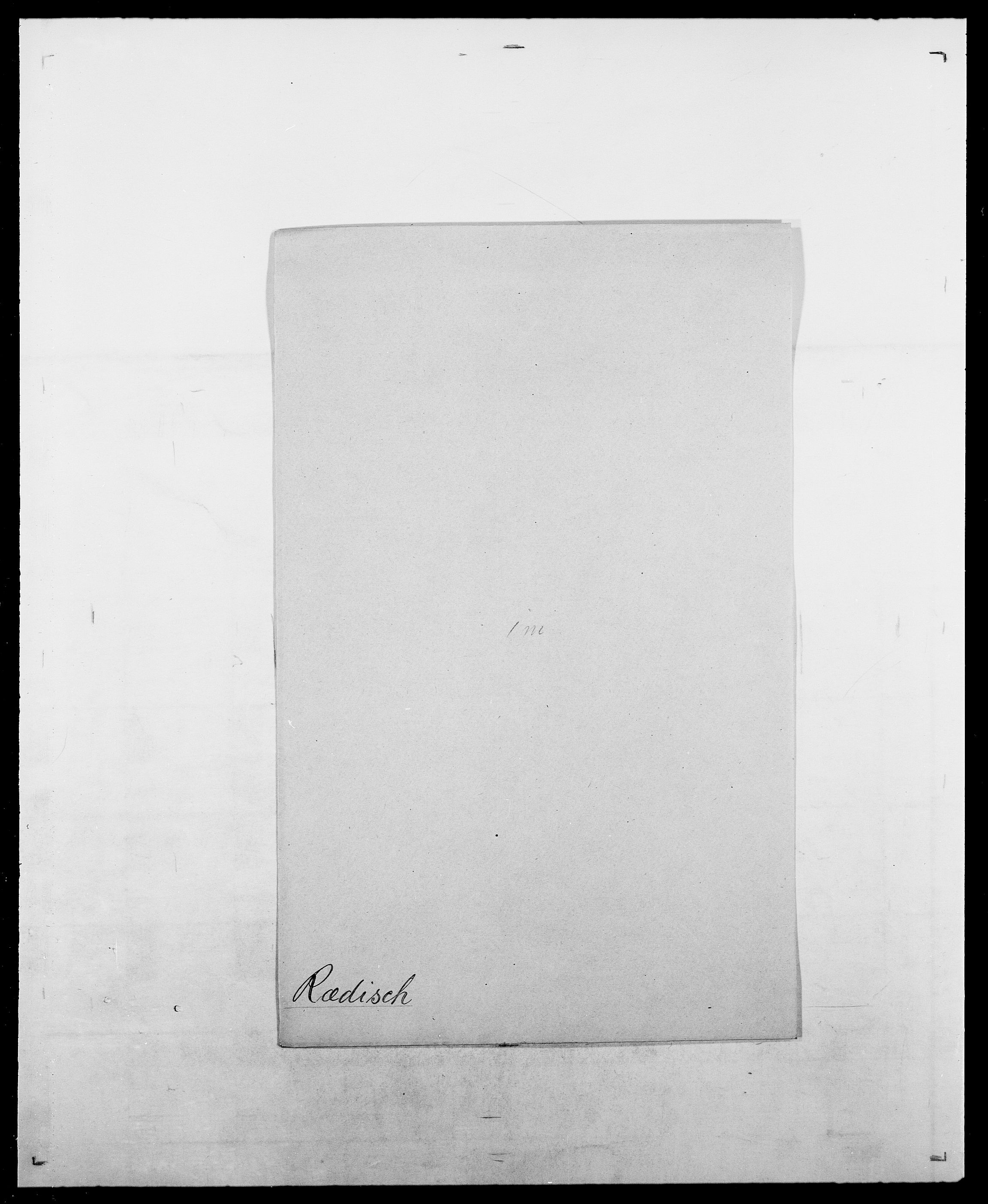 SAO, Delgobe, Charles Antoine - samling, D/Da/L0033: Roald - Røyem, s. 616