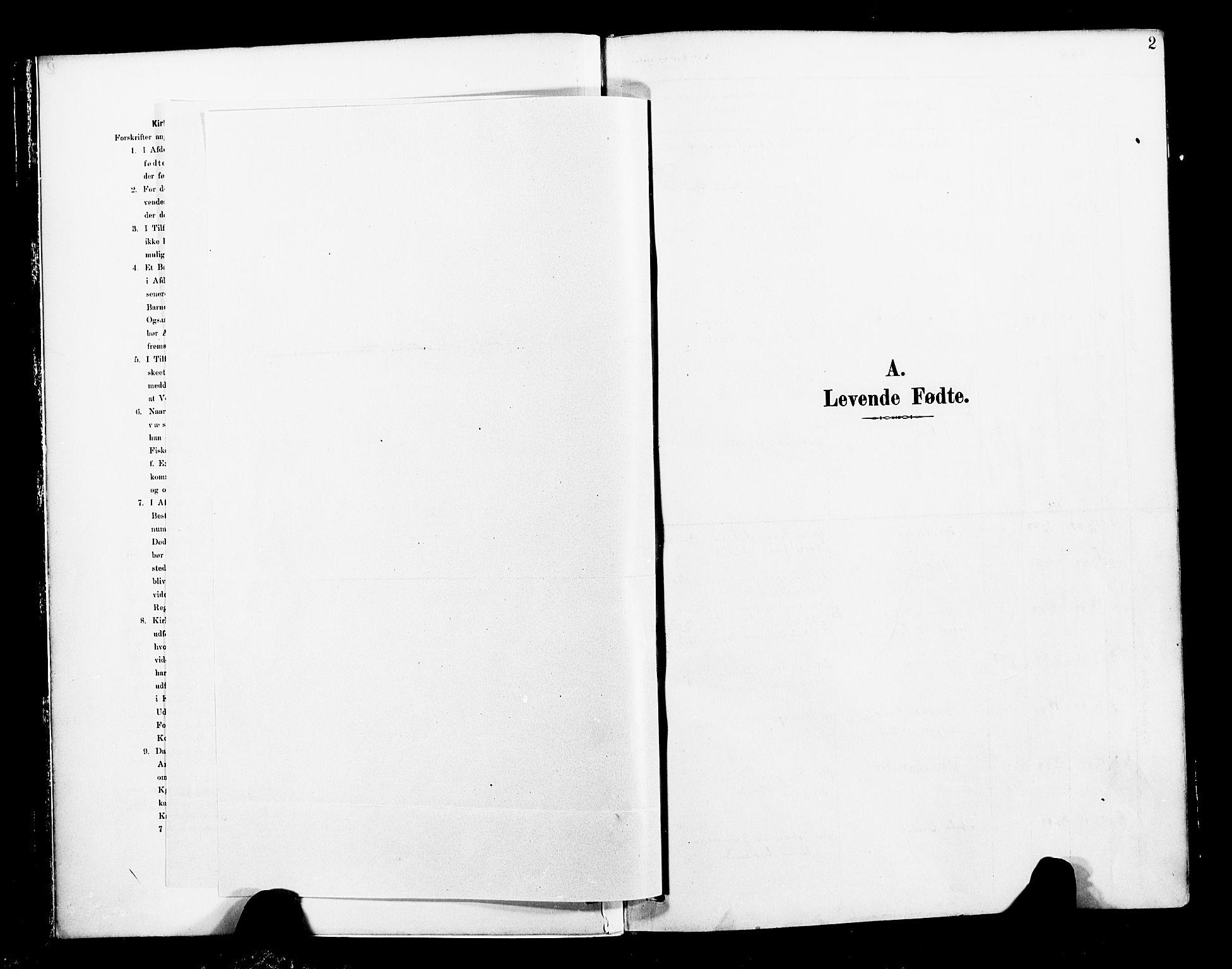 SAT, Ministerialprotokoller, klokkerbøker og fødselsregistre - Nord-Trøndelag, 713/L0121: Ministerialbok nr. 713A10, 1888-1898, s. 2