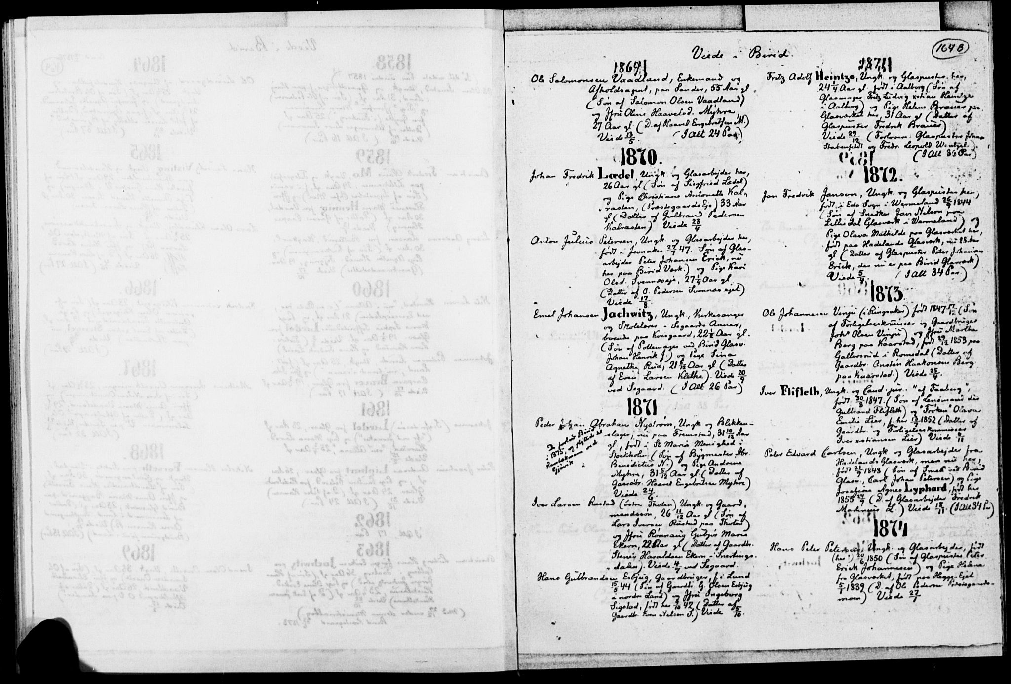 SAH, Biri prestekontor, Ministerialbok, 1730-1879, s. 164b