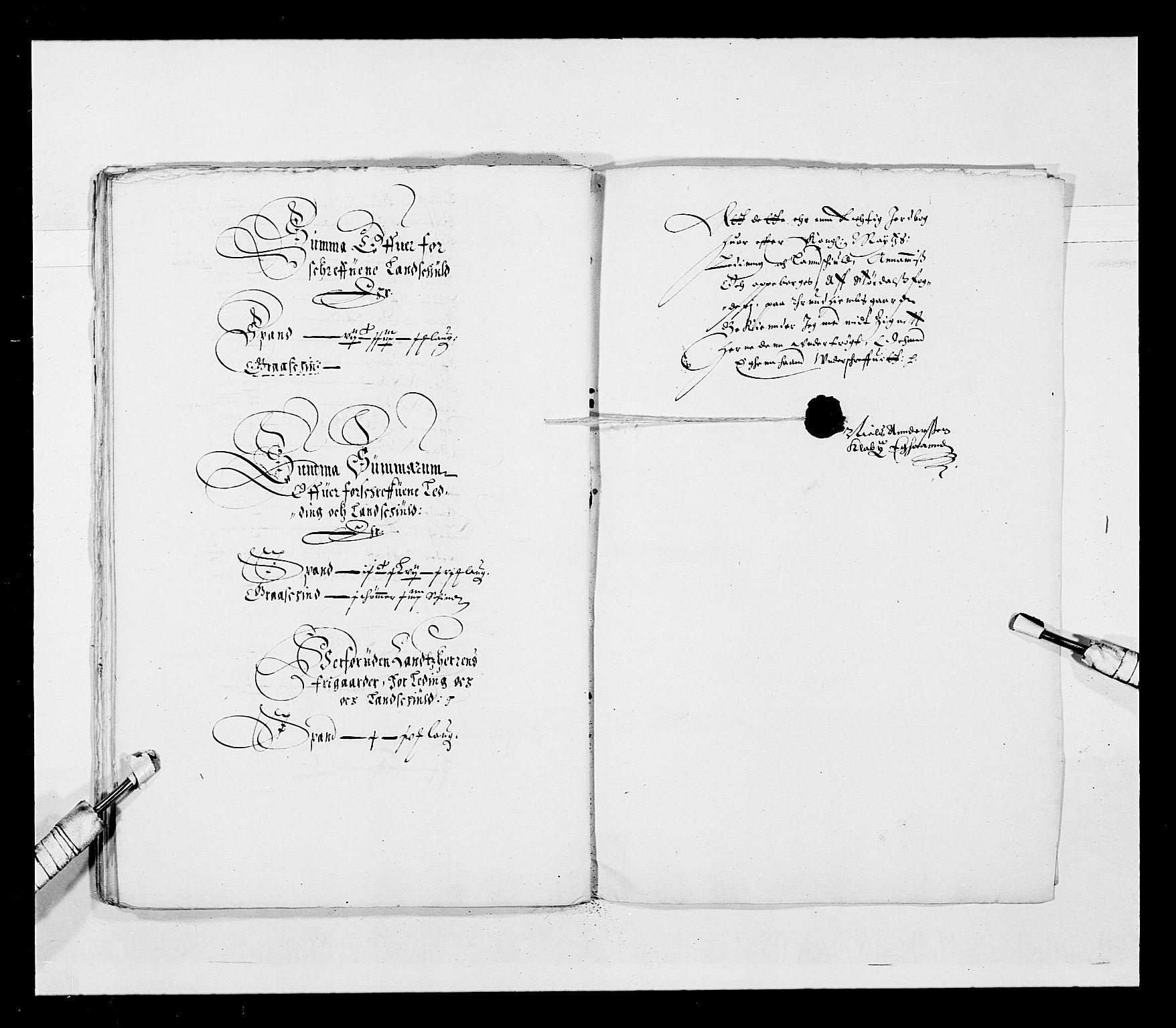 RA, Stattholderembetet 1572-1771, Ek/L0028: Jordebøker 1633-1658:, 1645-1646, s. 163