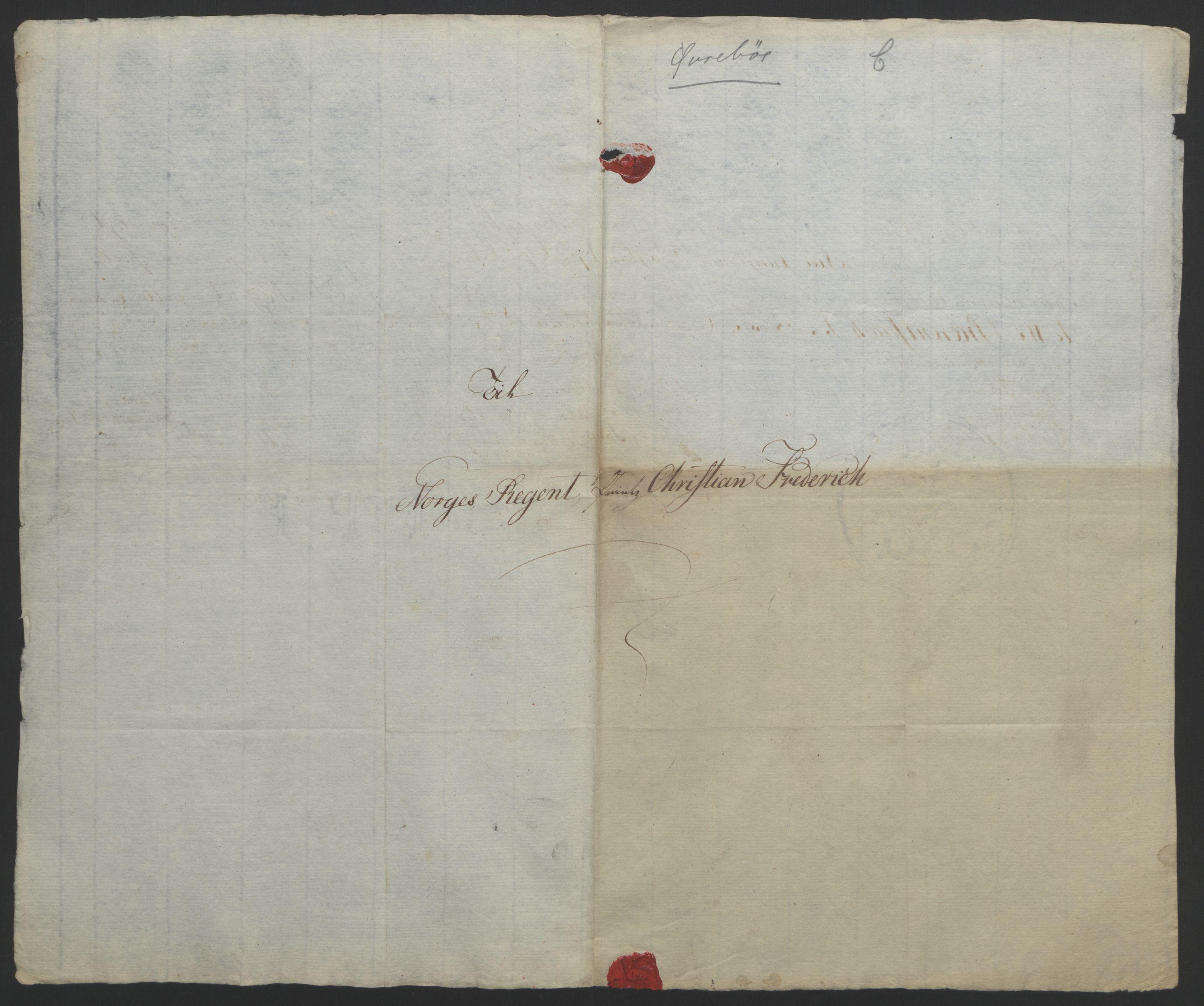 RA, Statsrådssekretariatet, D/Db/L0008: Fullmakter for Eidsvollsrepresentantene i 1814. , 1814, s. 144