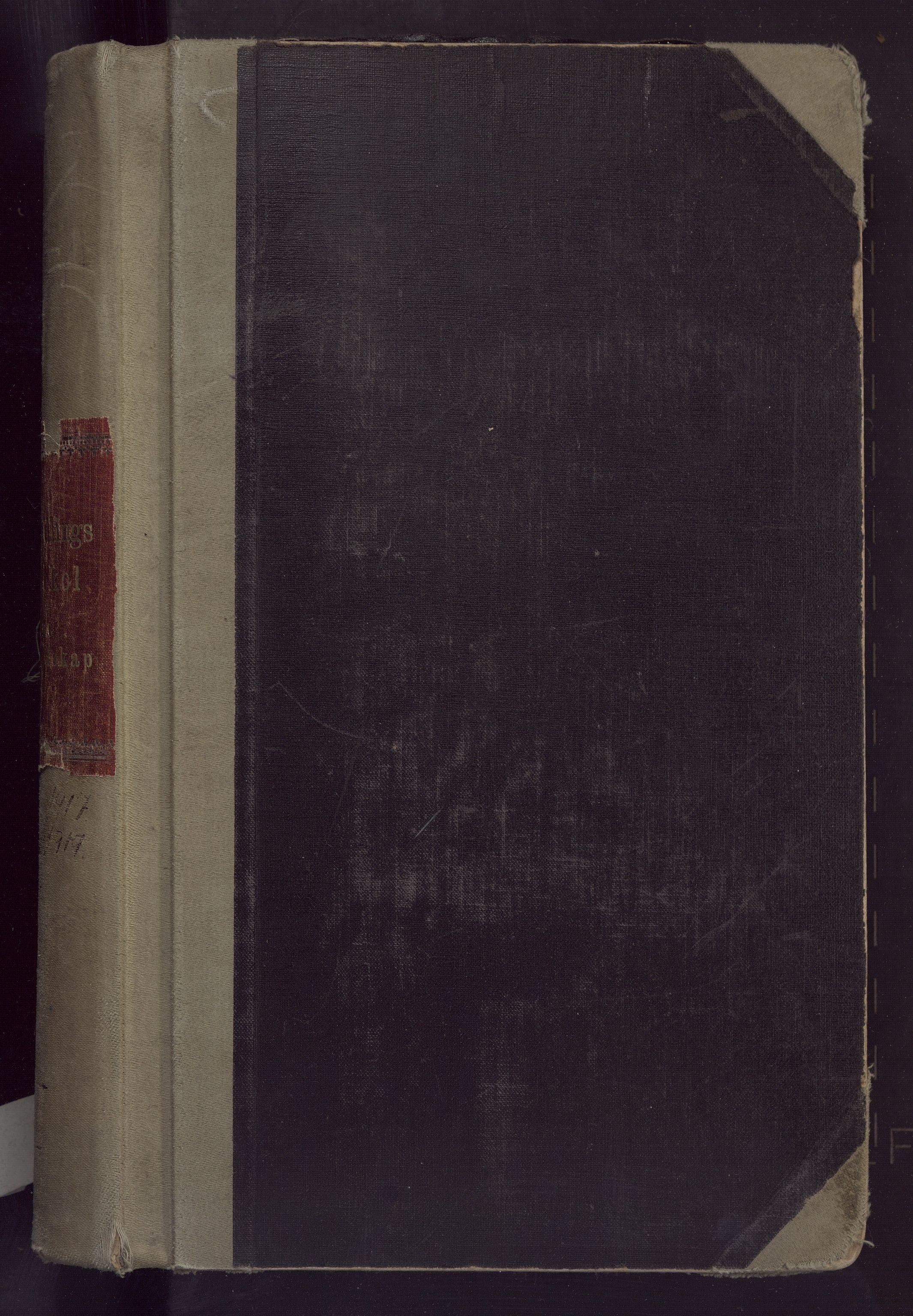 BBA, Fana kommune. Formannskapet, A/Ab, 1917-1919