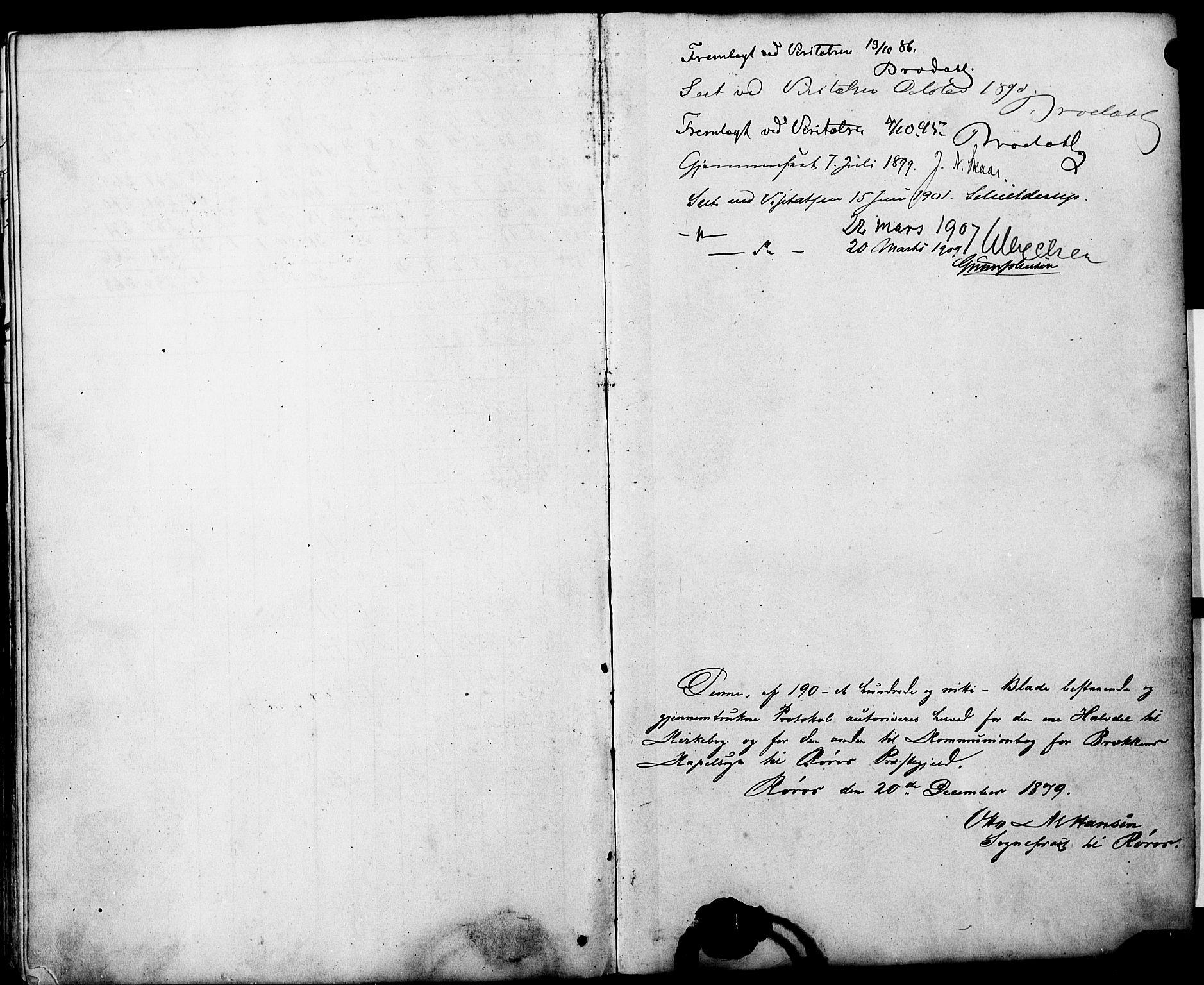 SAT, Ministerialprotokoller, klokkerbøker og fødselsregistre - Sør-Trøndelag, 683/L0949: Klokkerbok nr. 683C01, 1880-1896