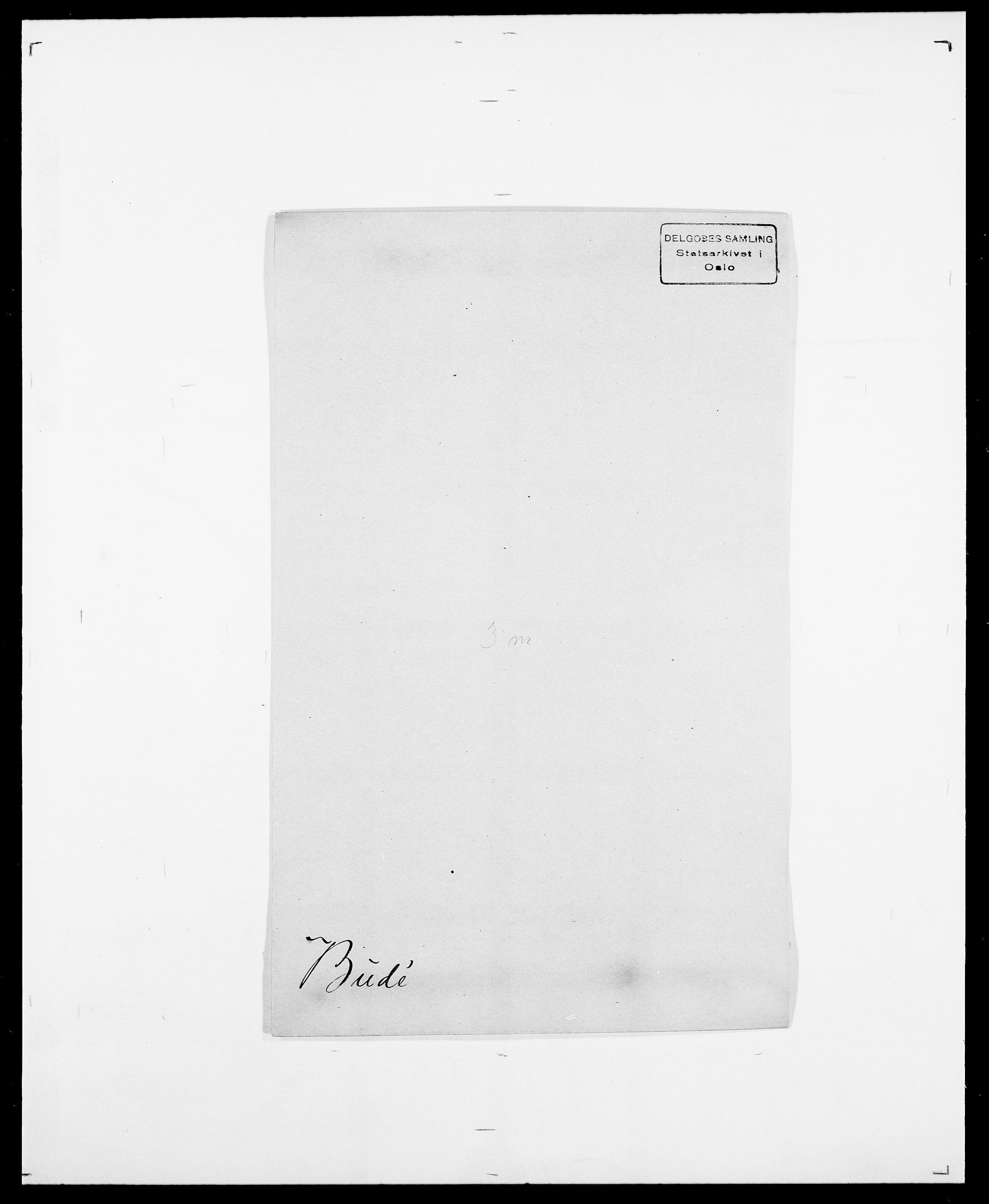 SAO, Delgobe, Charles Antoine - samling, D/Da/L0007: Buaas - Caphengst, s. 136
