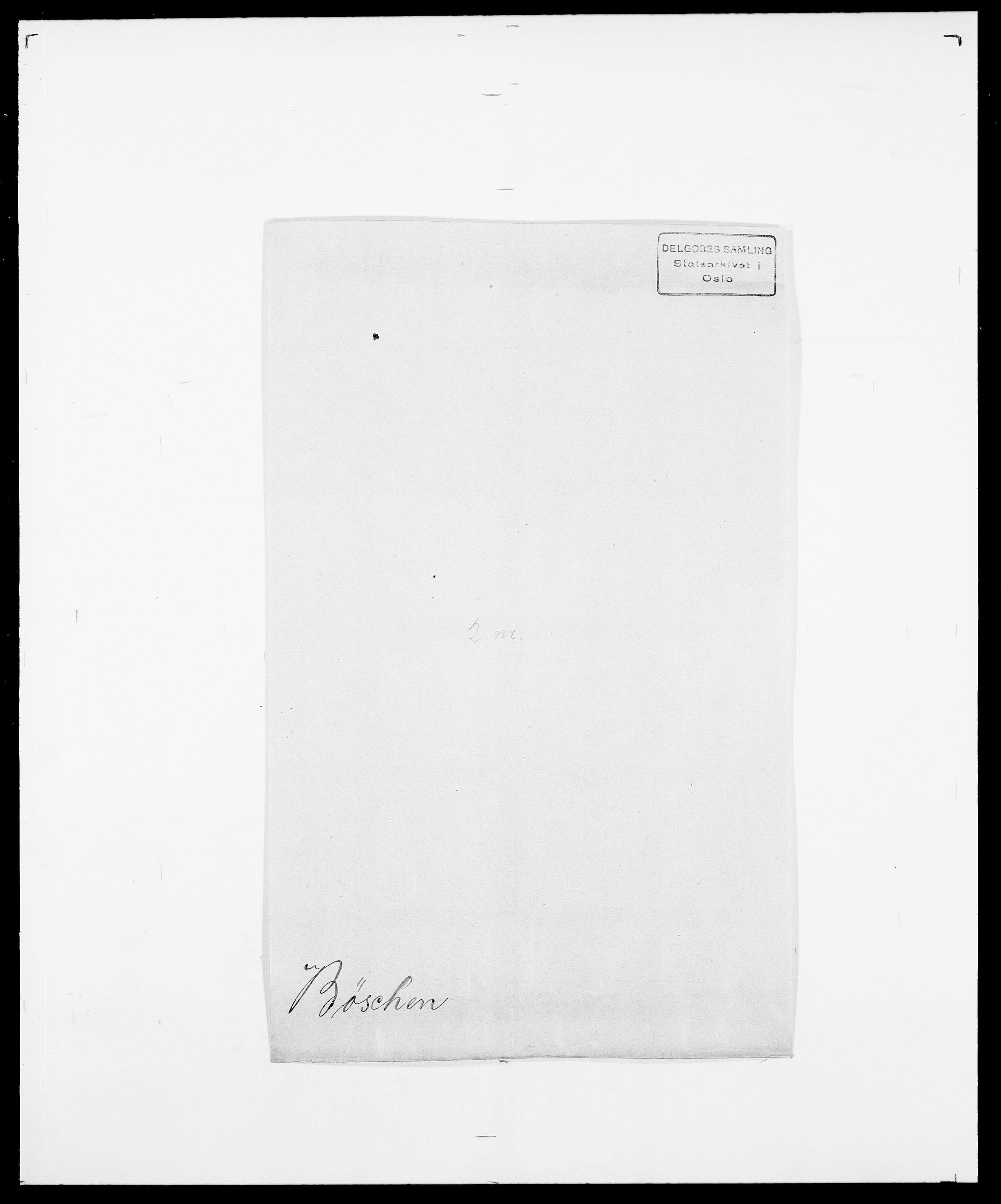 SAO, Delgobe, Charles Antoine - samling, D/Da/L0007: Buaas - Caphengst, s. 798