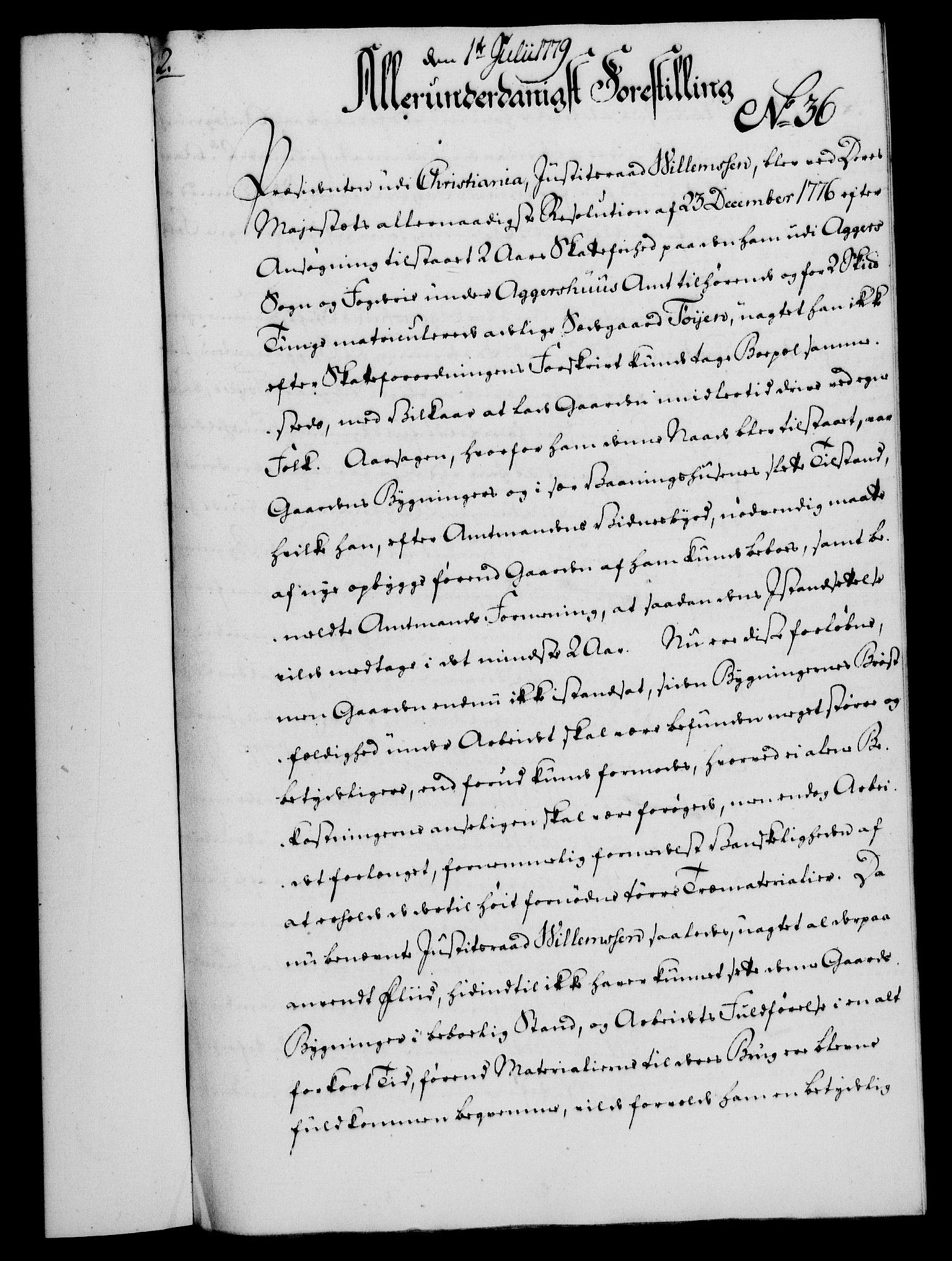 RA, Rentekammeret, Kammerkanselliet, G/Gf/Gfa/L0061: Norsk relasjons- og resolusjonsprotokoll (merket RK 52.61), 1779, s. 258