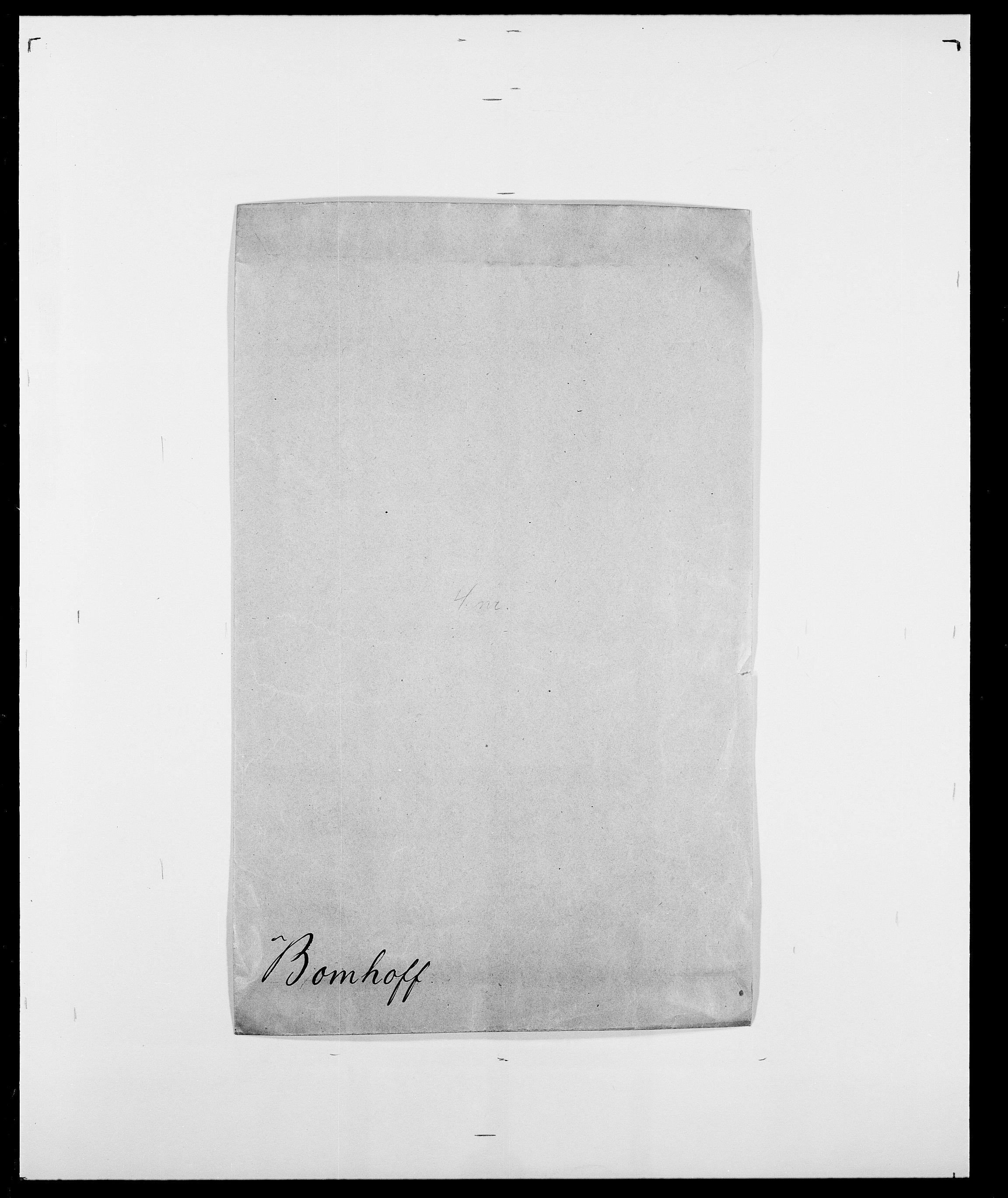 SAO, Delgobe, Charles Antoine - samling, D/Da/L0005: Boalth - Brahm, s. 111
