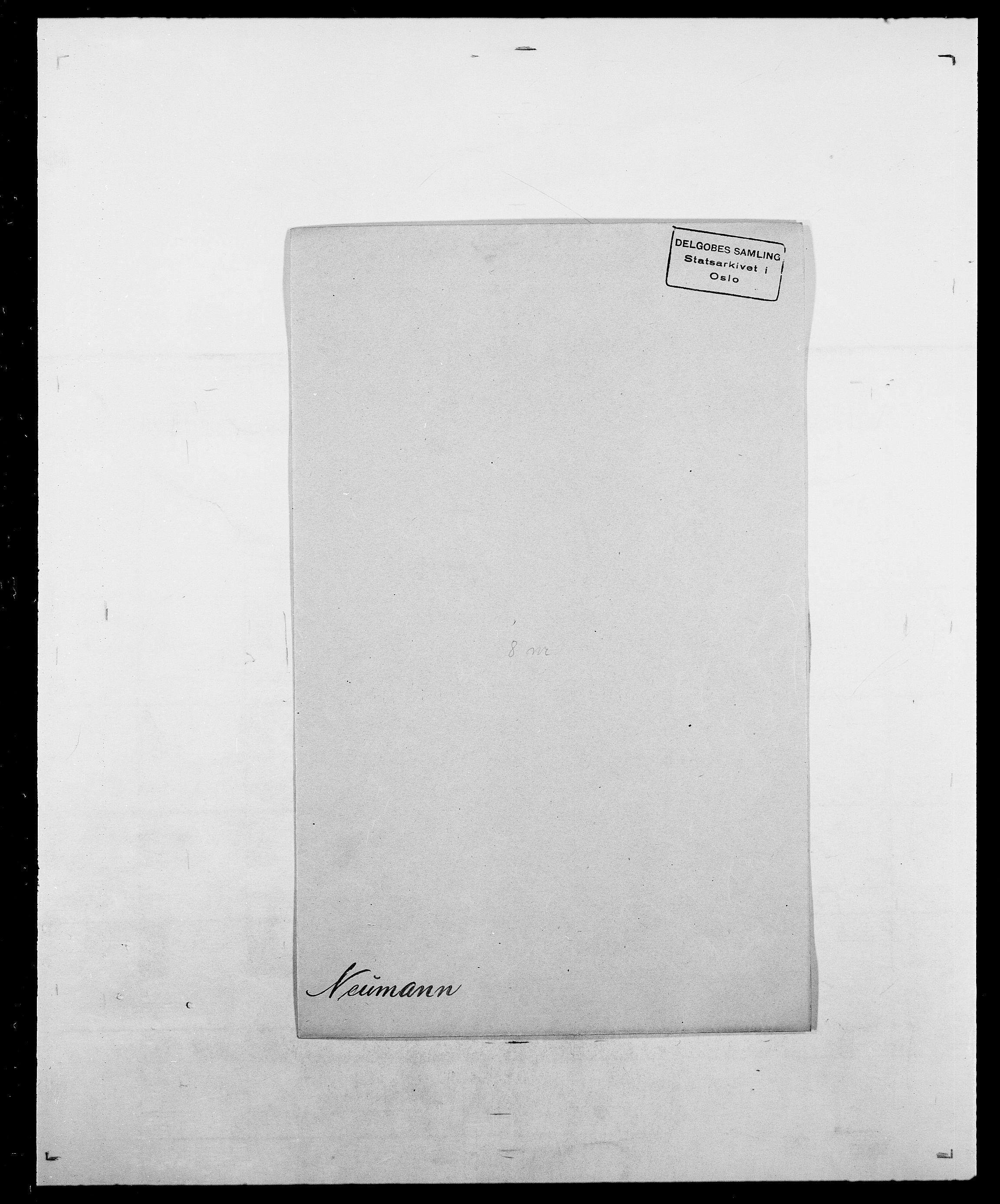 SAO, Delgobe, Charles Antoine - samling, D/Da/L0028: Naaden - Nøvik, s. 138
