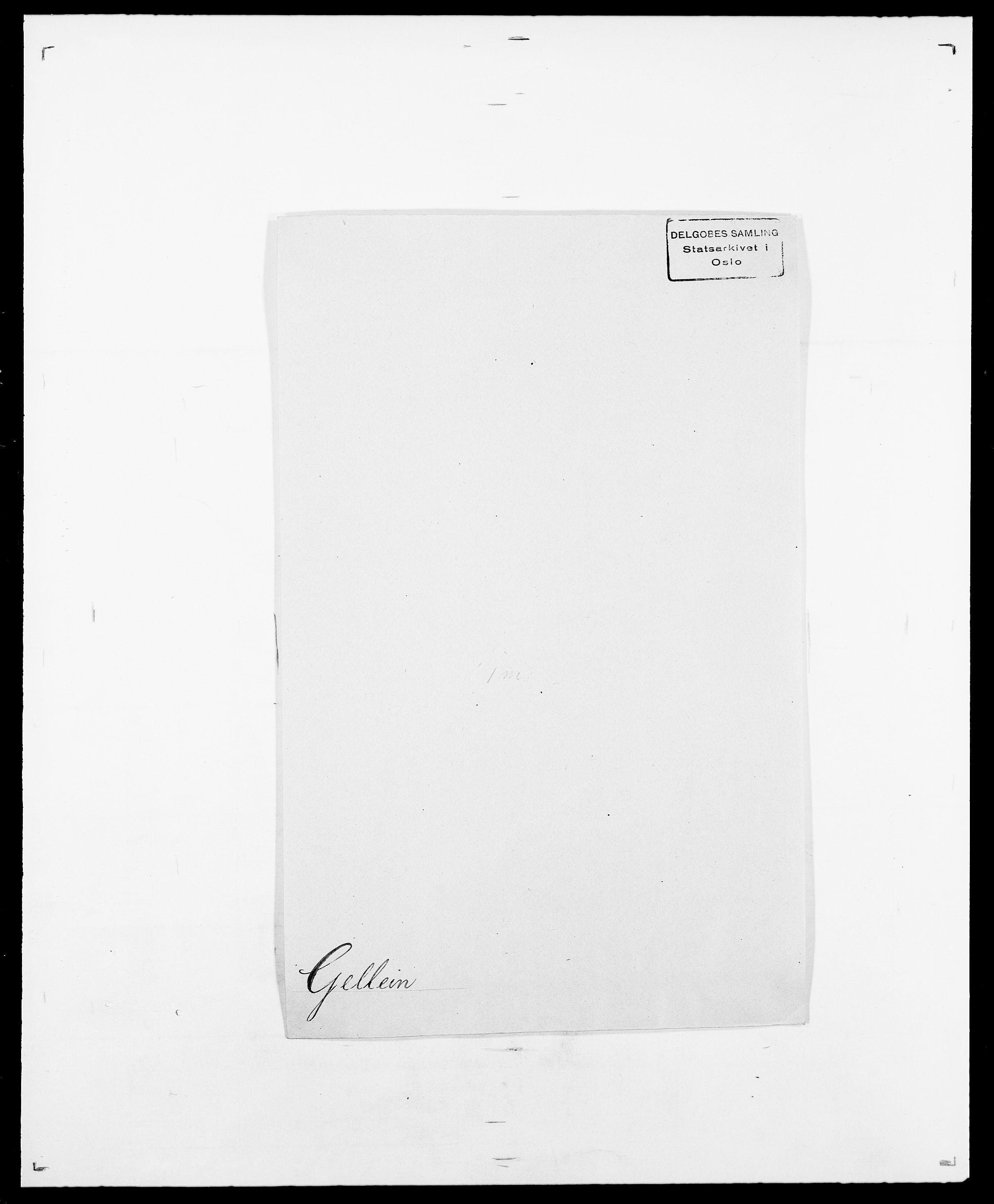 SAO, Delgobe, Charles Antoine - samling, D/Da/L0013: Forbos - Geving, s. 605