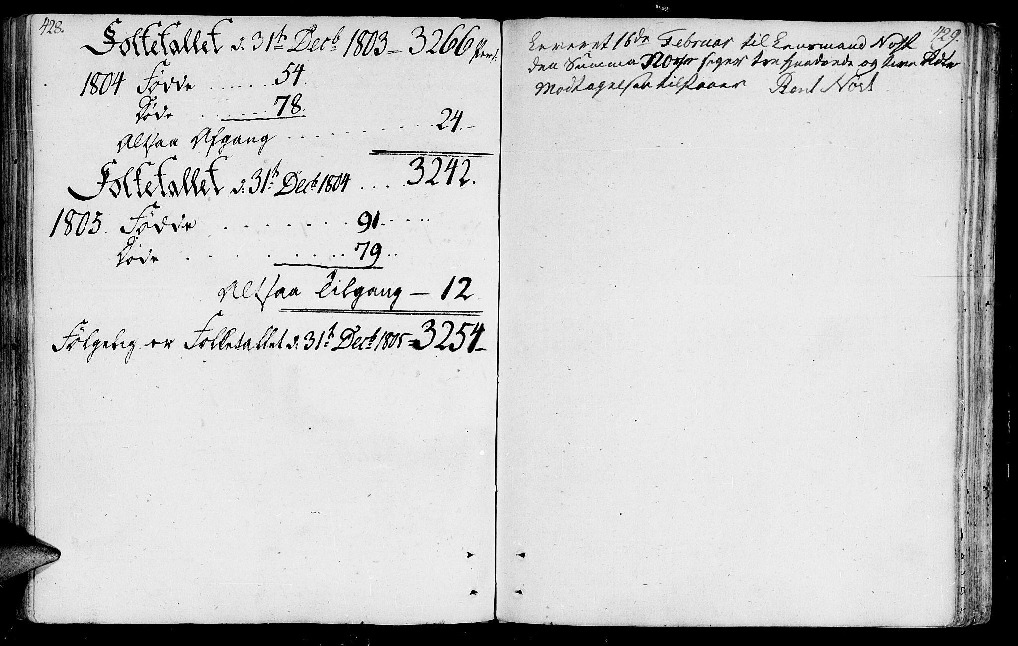 SAT, Ministerialprotokoller, klokkerbøker og fødselsregistre - Sør-Trøndelag, 646/L0606: Ministerialbok nr. 646A04, 1791-1805, s. 428-429