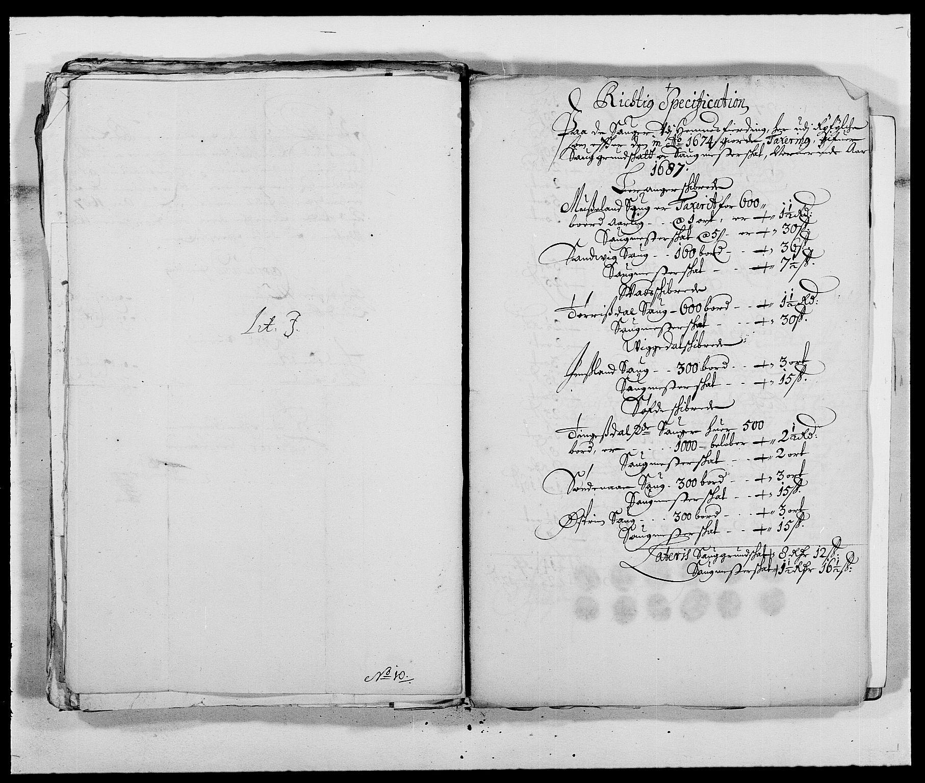RA, Rentekammeret inntil 1814, Reviderte regnskaper, Fogderegnskap, R47/L2855: Fogderegnskap Ryfylke, 1685-1688, s. 309