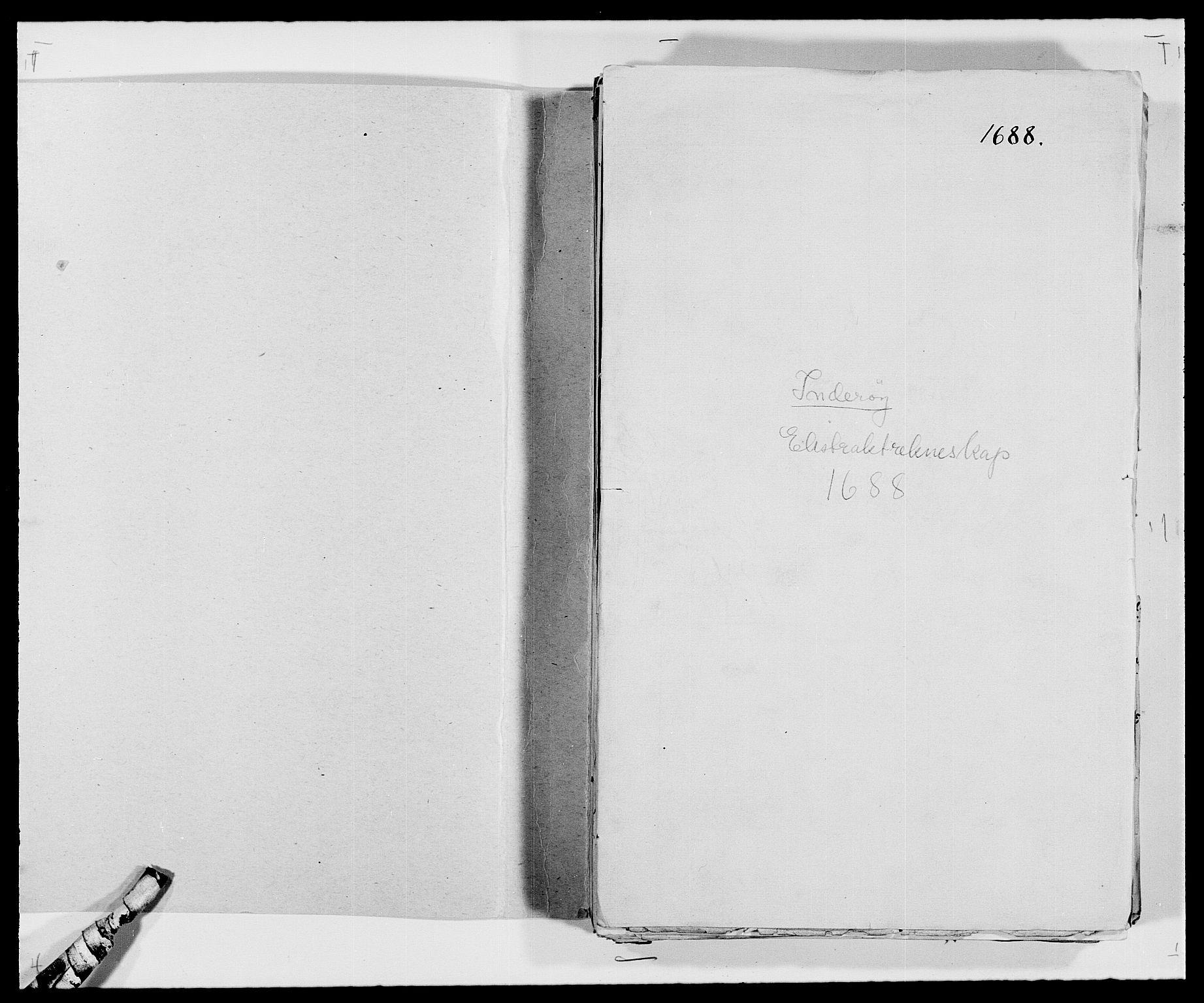 RA, Rentekammeret inntil 1814, Reviderte regnskaper, Fogderegnskap, R63/L4306: Fogderegnskap Inderøy, 1687-1689, s. 232