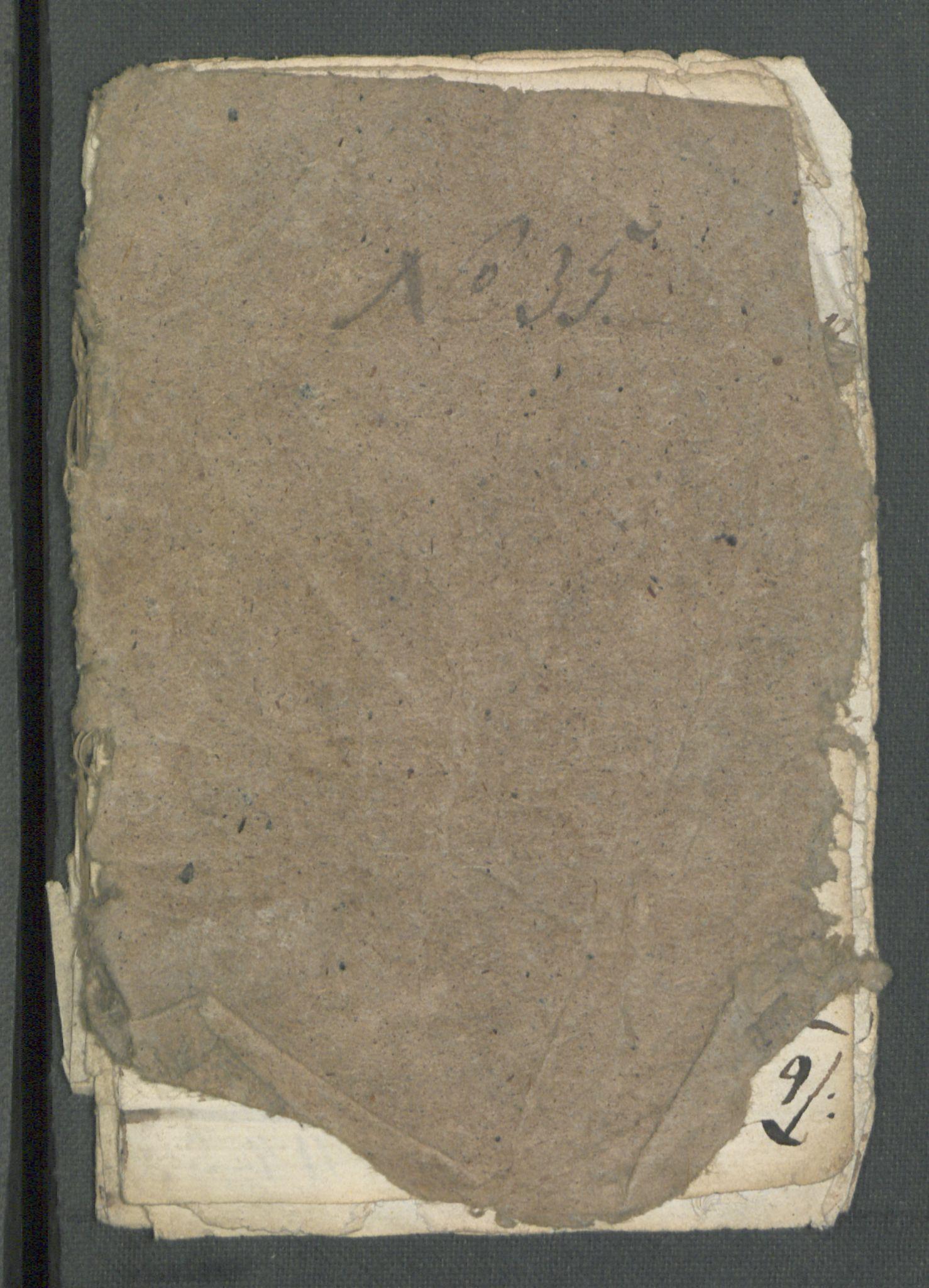 RA, Rentekammeret inntil 1814, Realistisk ordnet avdeling, Od/L0001: Oppløp, 1786-1769, s. 638