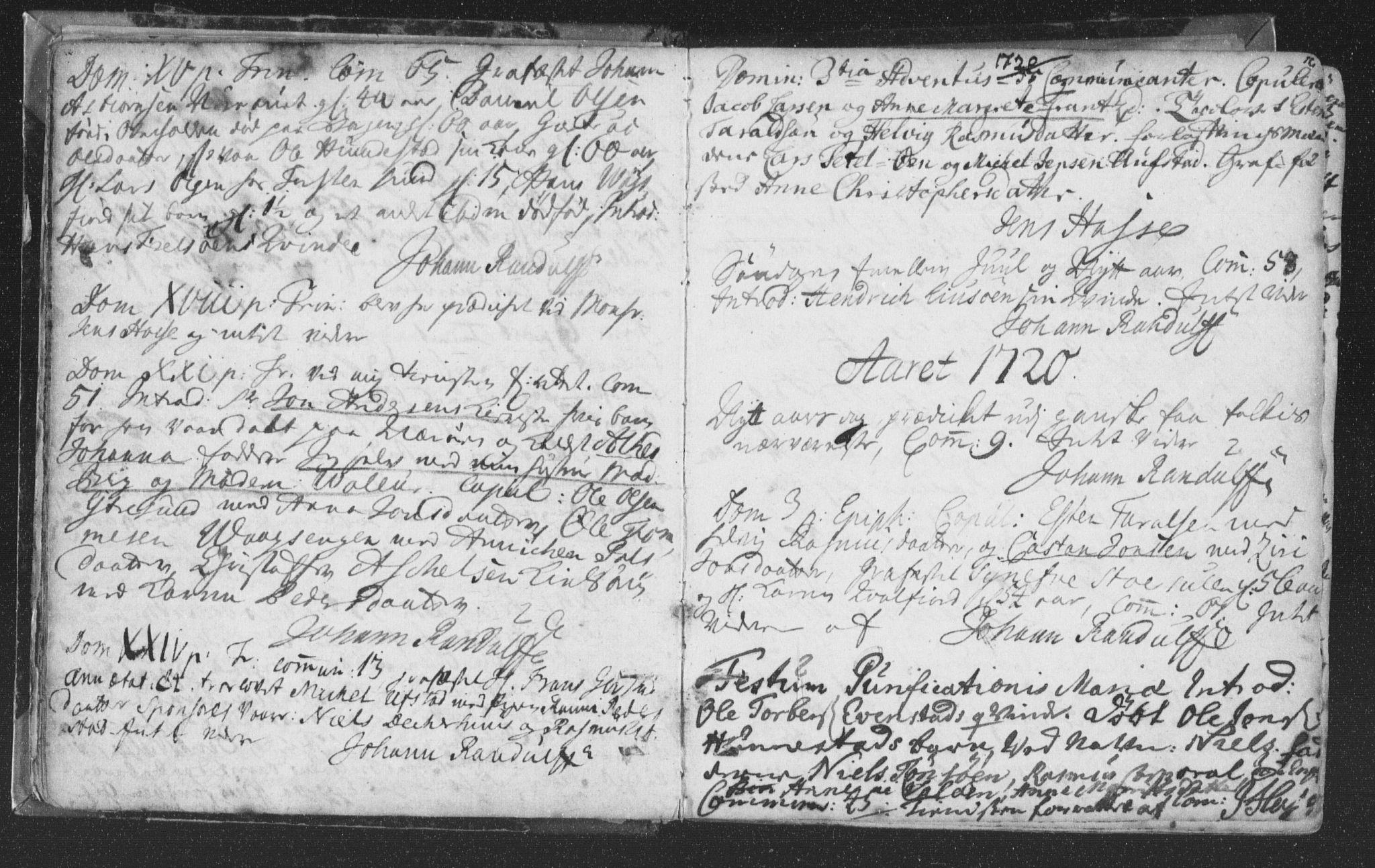 SAT, Ministerialprotokoller, klokkerbøker og fødselsregistre - Nord-Trøndelag, 786/L0685: Ministerialbok nr. 786A01, 1710-1798, s. 16