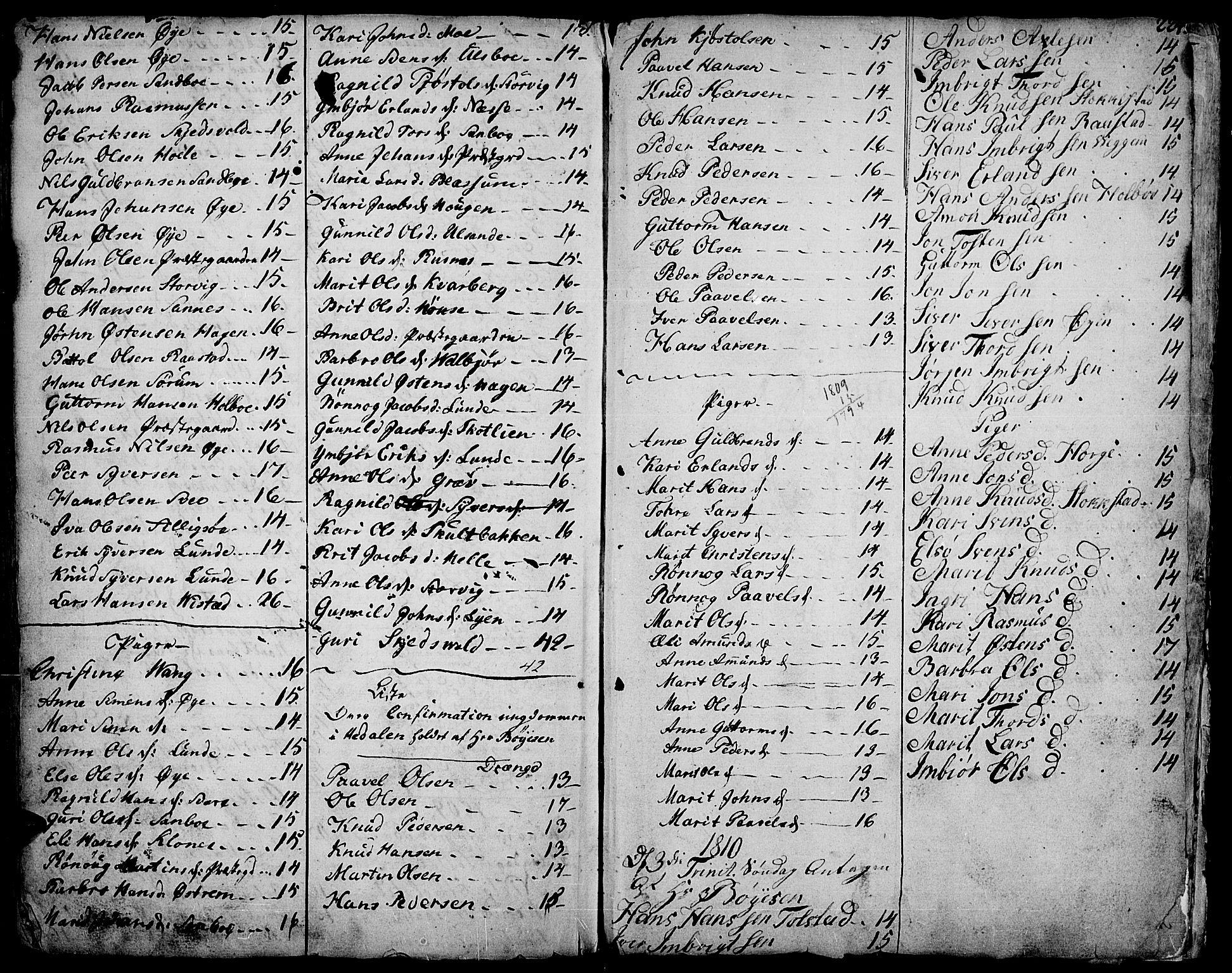 SAH, Vågå prestekontor, Ministerialbok nr. 1, 1739-1810, s. 224