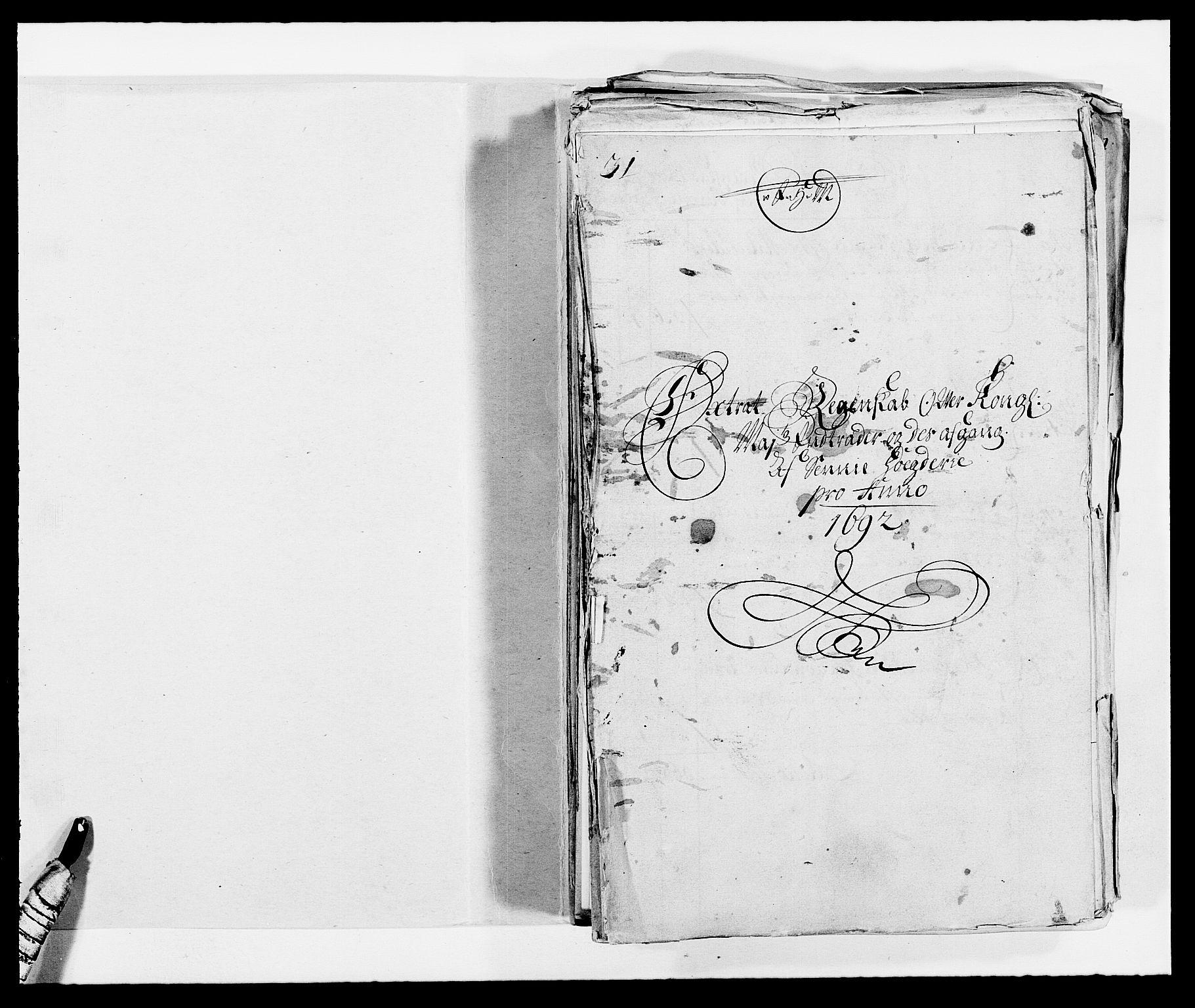 RA, Rentekammeret inntil 1814, Reviderte regnskaper, Fogderegnskap, R68/L4752: Fogderegnskap Senja og Troms, 1691-1693, s. 156