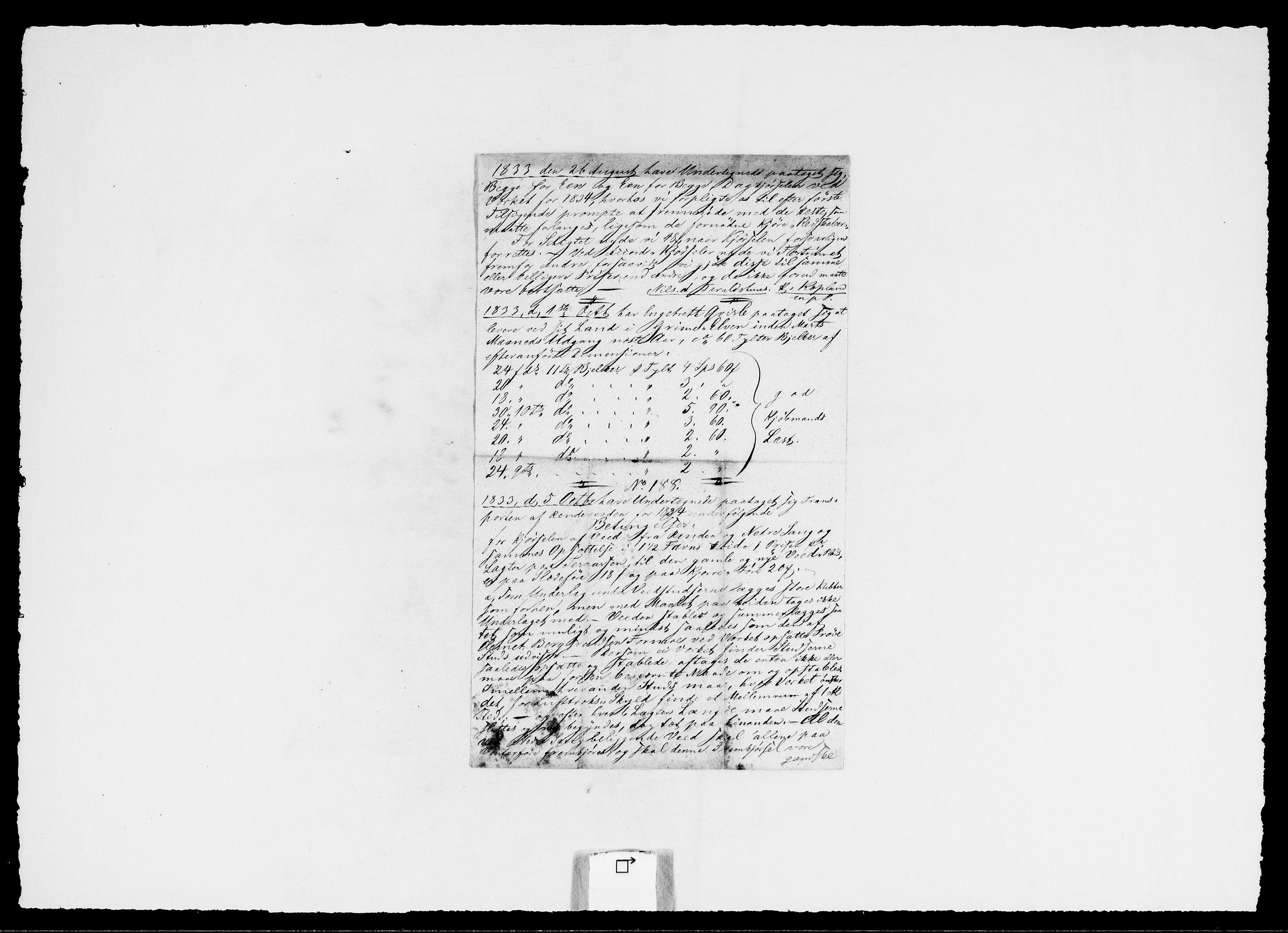 RA, Modums Blaafarveværk, G/Ga/L0063, 1827-1849, s. 69