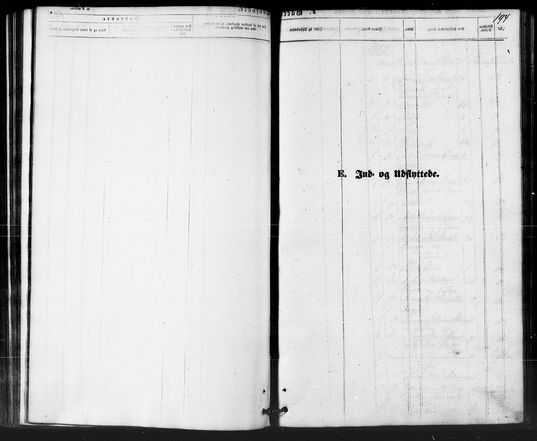 SATØ, Kautokeino sokneprestembete, H/Ha/L0003.kirke: Ministerialbok nr. 3, 1862-1879, s. 194