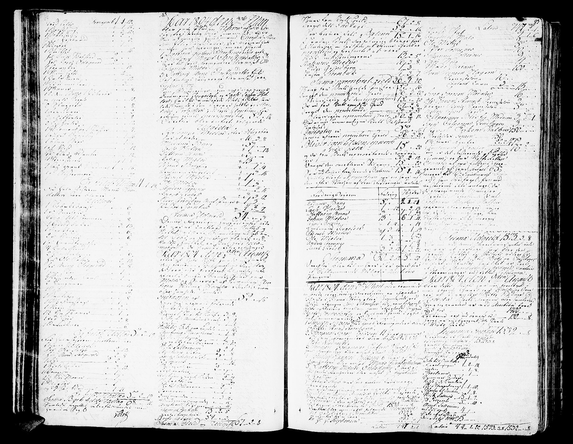 SAT, Romsdal sorenskriveri, 3/3A/L0013: Skifteprotokoll, 1802-1812, s. 82b-83a