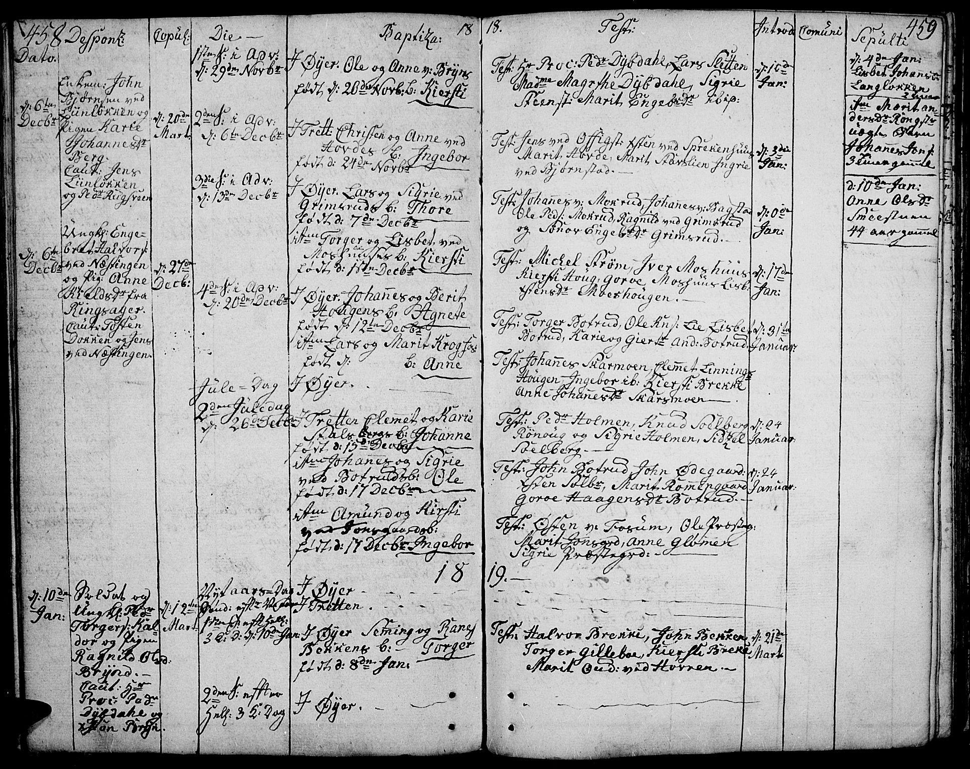 SAH, Øyer prestekontor, Ministerialbok nr. 3, 1784-1824, s. 458-459