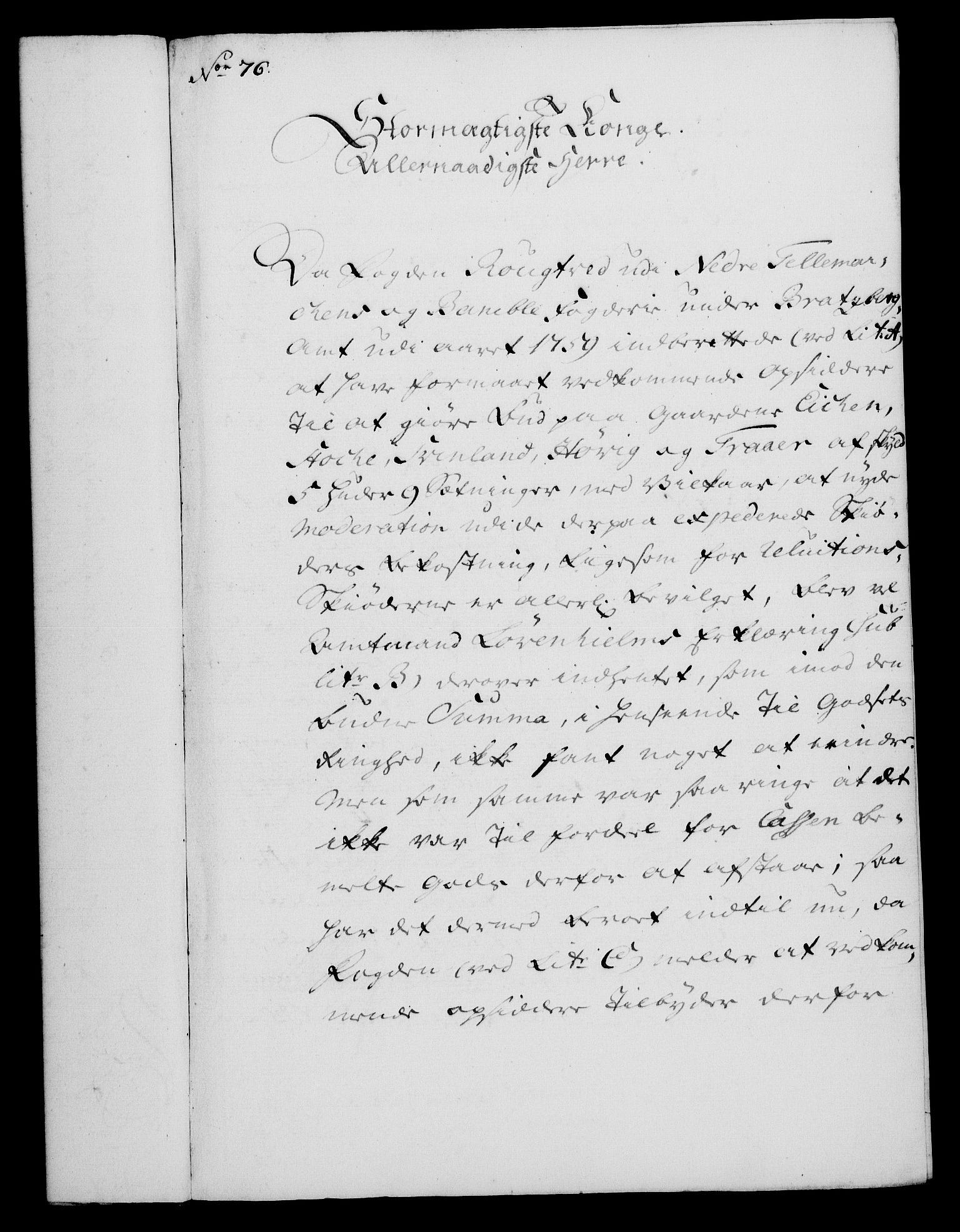 RA, Rentekammeret, Kammerkanselliet, G/Gf/Gfa/L0043: Norsk relasjons- og resolusjonsprotokoll (merket RK 52.43), 1761, s. 302
