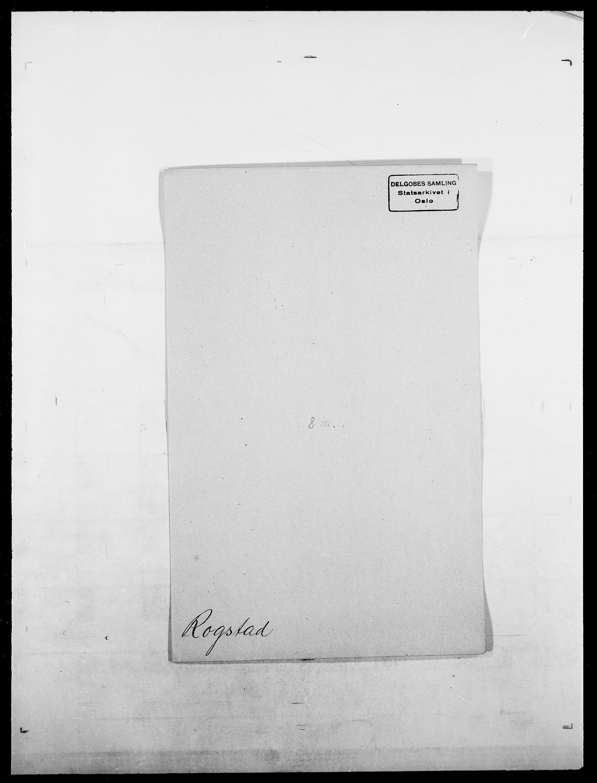 SAO, Delgobe, Charles Antoine - samling, D/Da/L0033: Roald - Røyem, s. 101