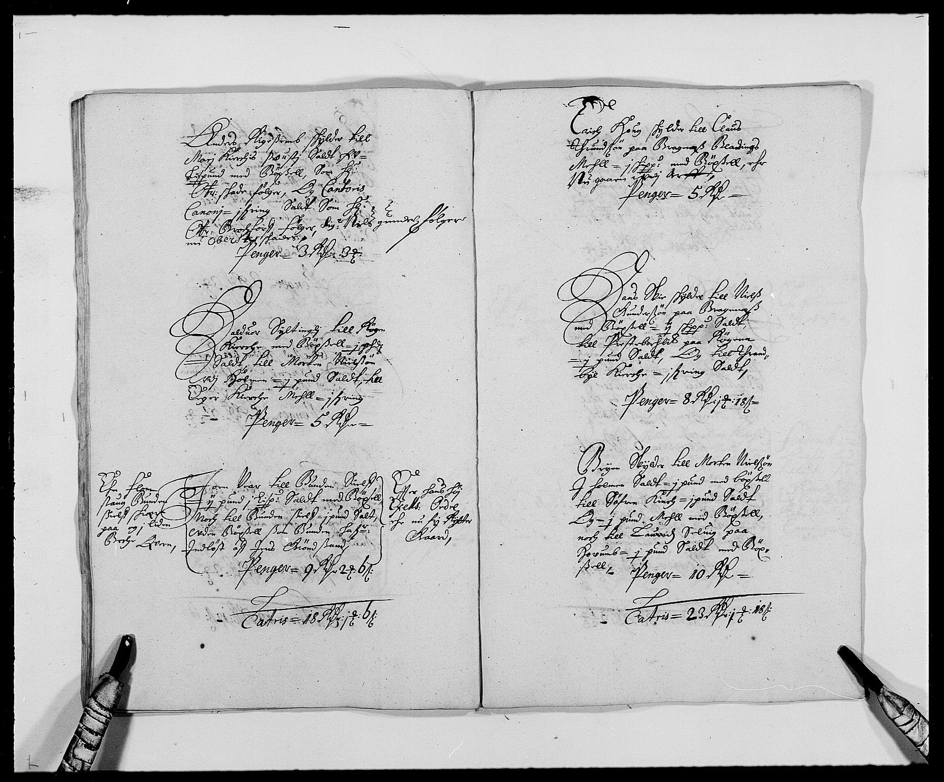 RA, Rentekammeret inntil 1814, Reviderte regnskaper, Fogderegnskap, R29/L1691: Fogderegnskap Hurum og Røyken, 1678-1681, s. 371