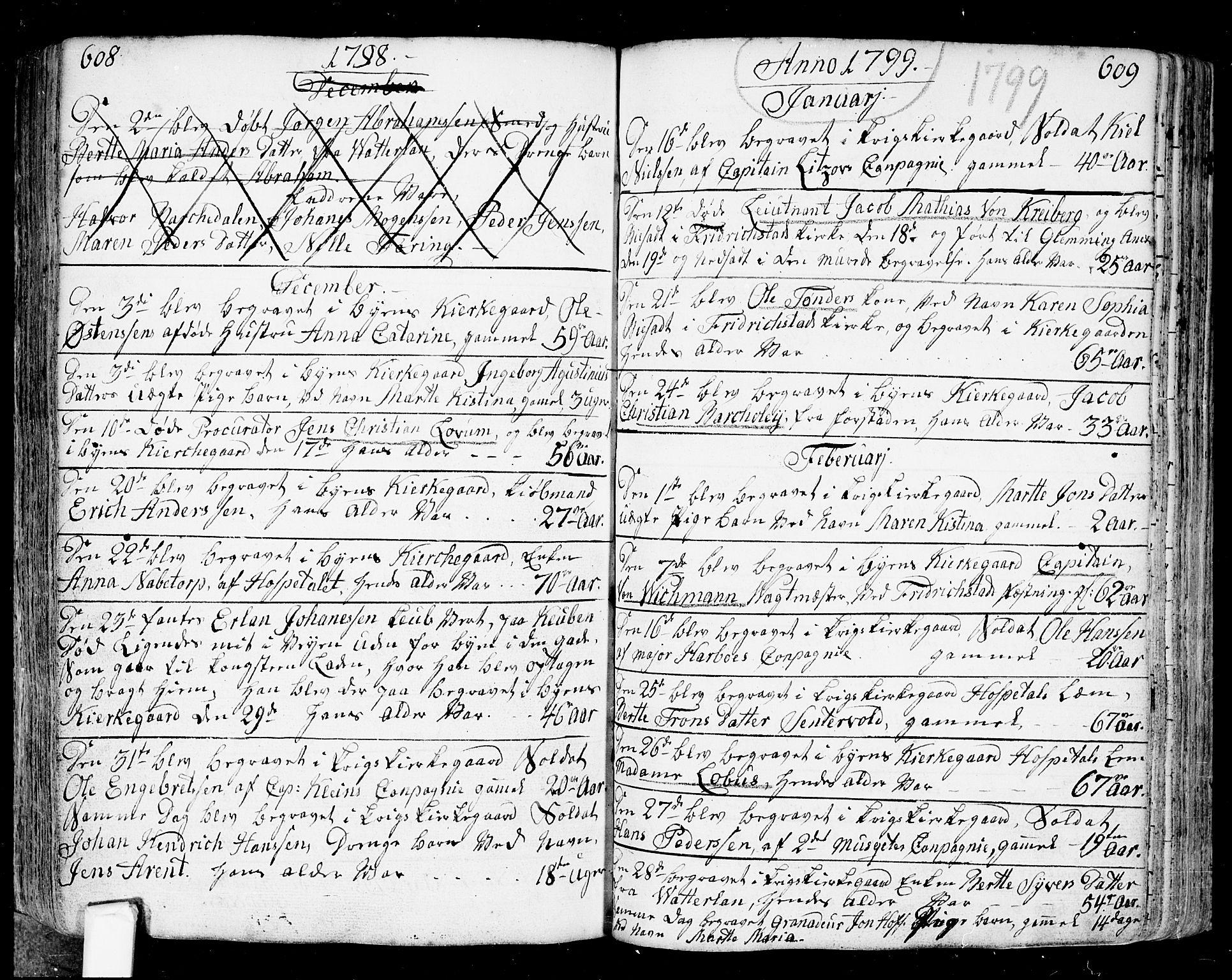 SAO, Fredrikstad prestekontor Kirkebøker, F/Fa/L0002: Ministerialbok nr. 2, 1750-1804, s. 608-609