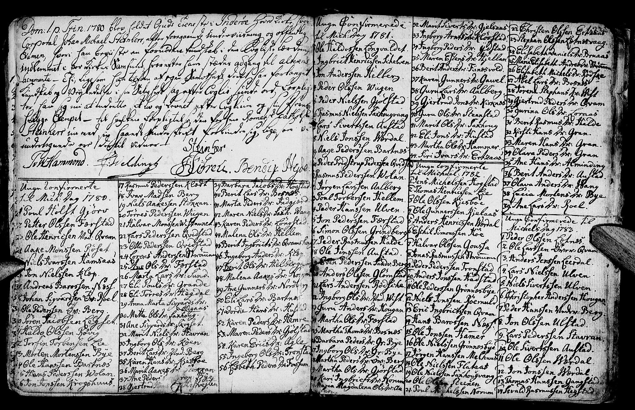SAT, Ministerialprotokoller, klokkerbøker og fødselsregistre - Nord-Trøndelag, 730/L0273: Ministerialbok nr. 730A02, 1762-1802, s. 225