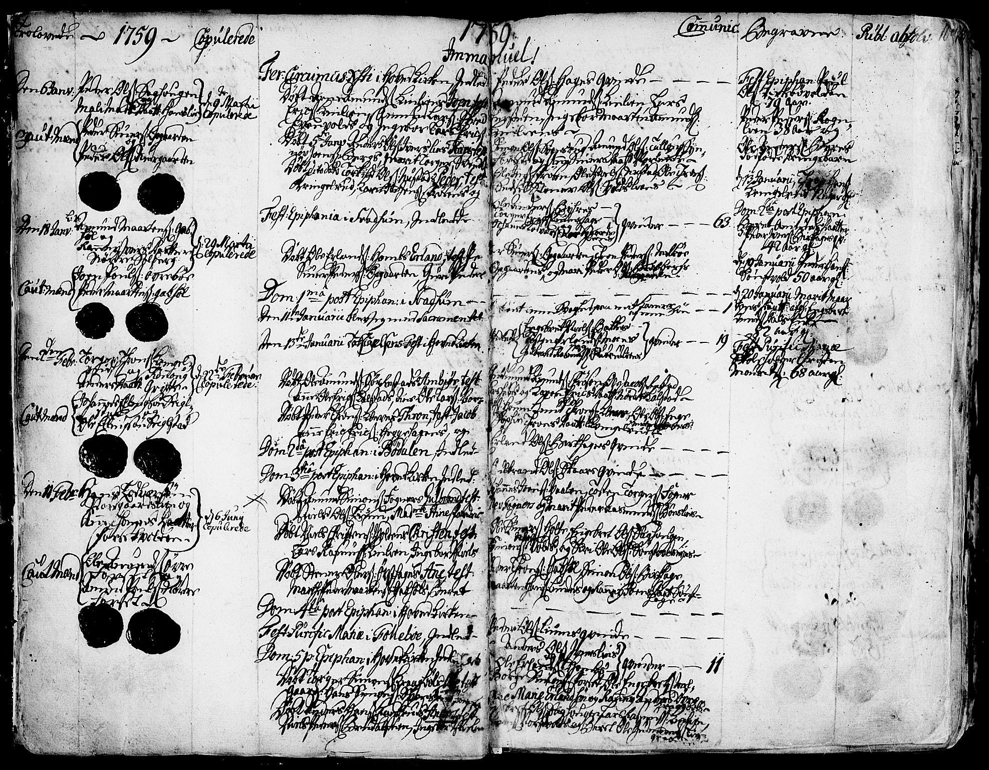 SAH, Gausdal prestekontor, Ministerialbok nr. 3, 1758-1809, s. 10
