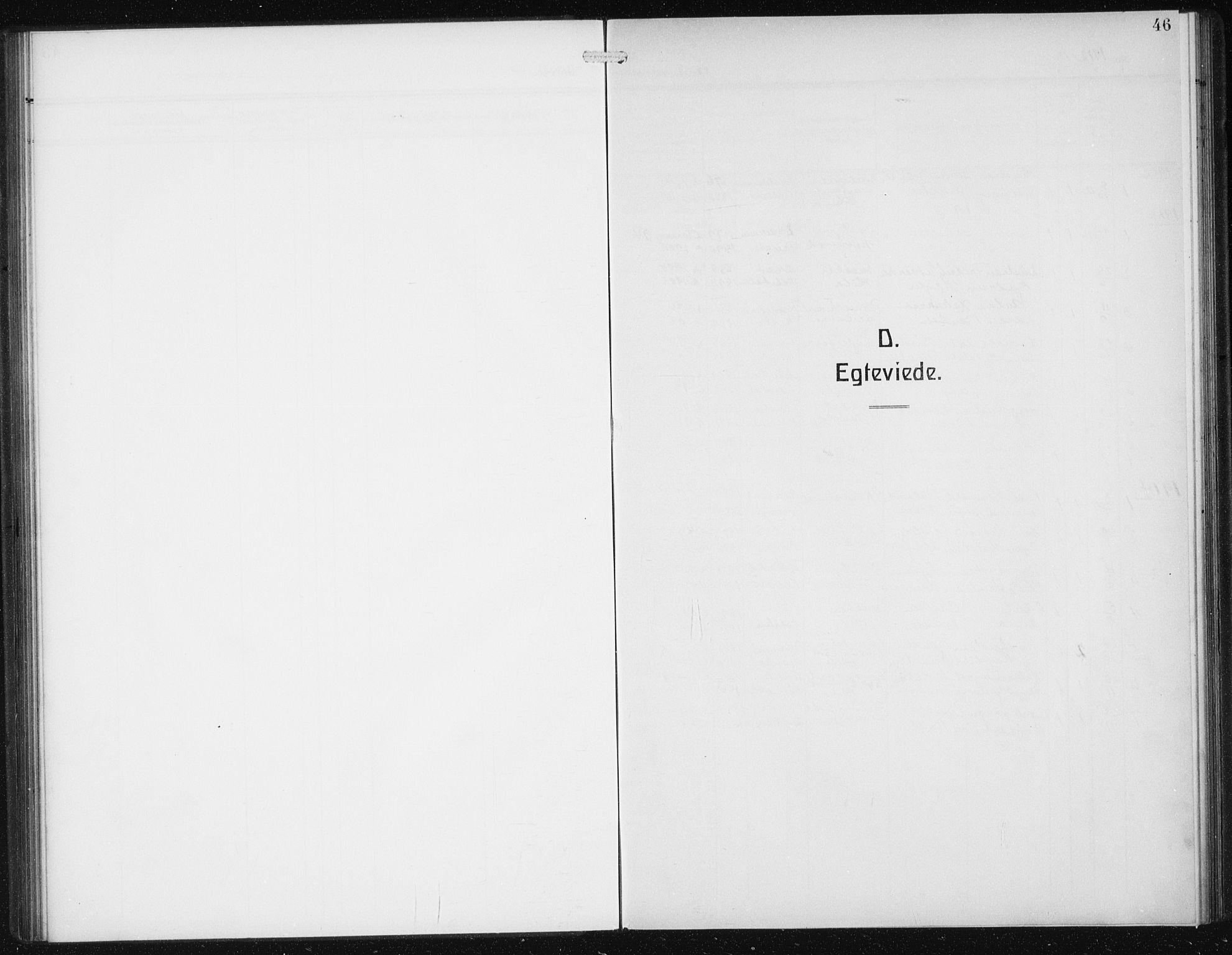 SAB, Den Norske Sjømannsmisjon i utlandet*, Ministerialbok nr. A 1, 1912-1931, s. 46