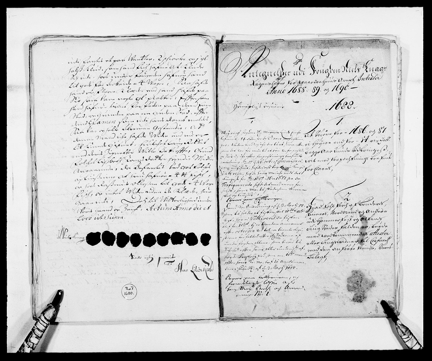 RA, Rentekammeret inntil 1814, Reviderte regnskaper, Fogderegnskap, R69/L4850: Fogderegnskap Finnmark/Vardøhus, 1680-1690, s. 296