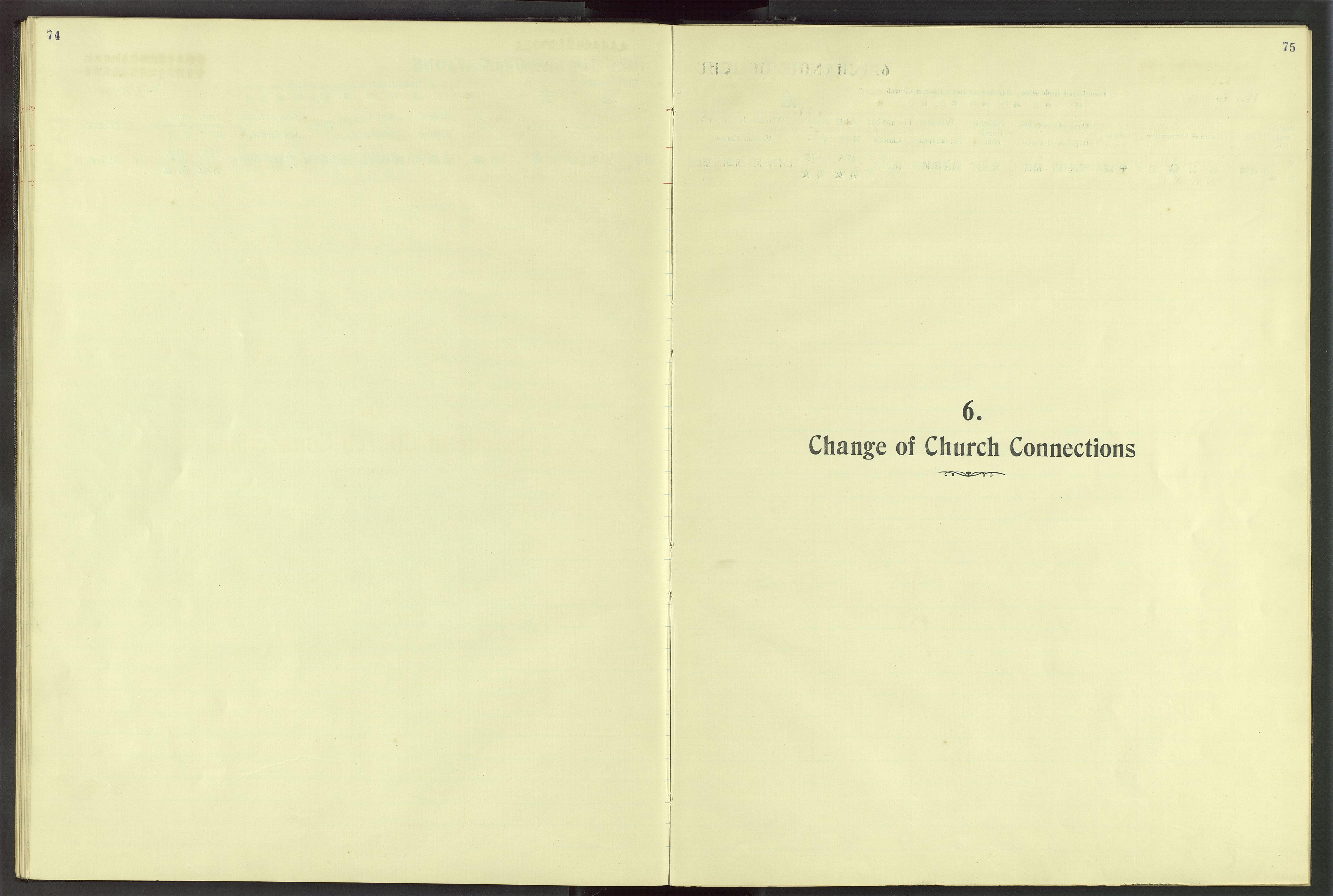 VID, Det Norske Misjonsselskap - utland - Kina (Hunan), Dm/L0028: Ministerialbok nr. 66, 1914-1932, s. 74-75