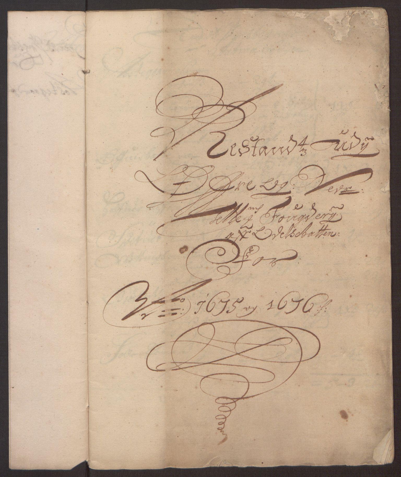RA, Rentekammeret inntil 1814, Reviderte regnskaper, Fogderegnskap, R35/L2065: Fogderegnskap Øvre og Nedre Telemark, 1676, s. 298