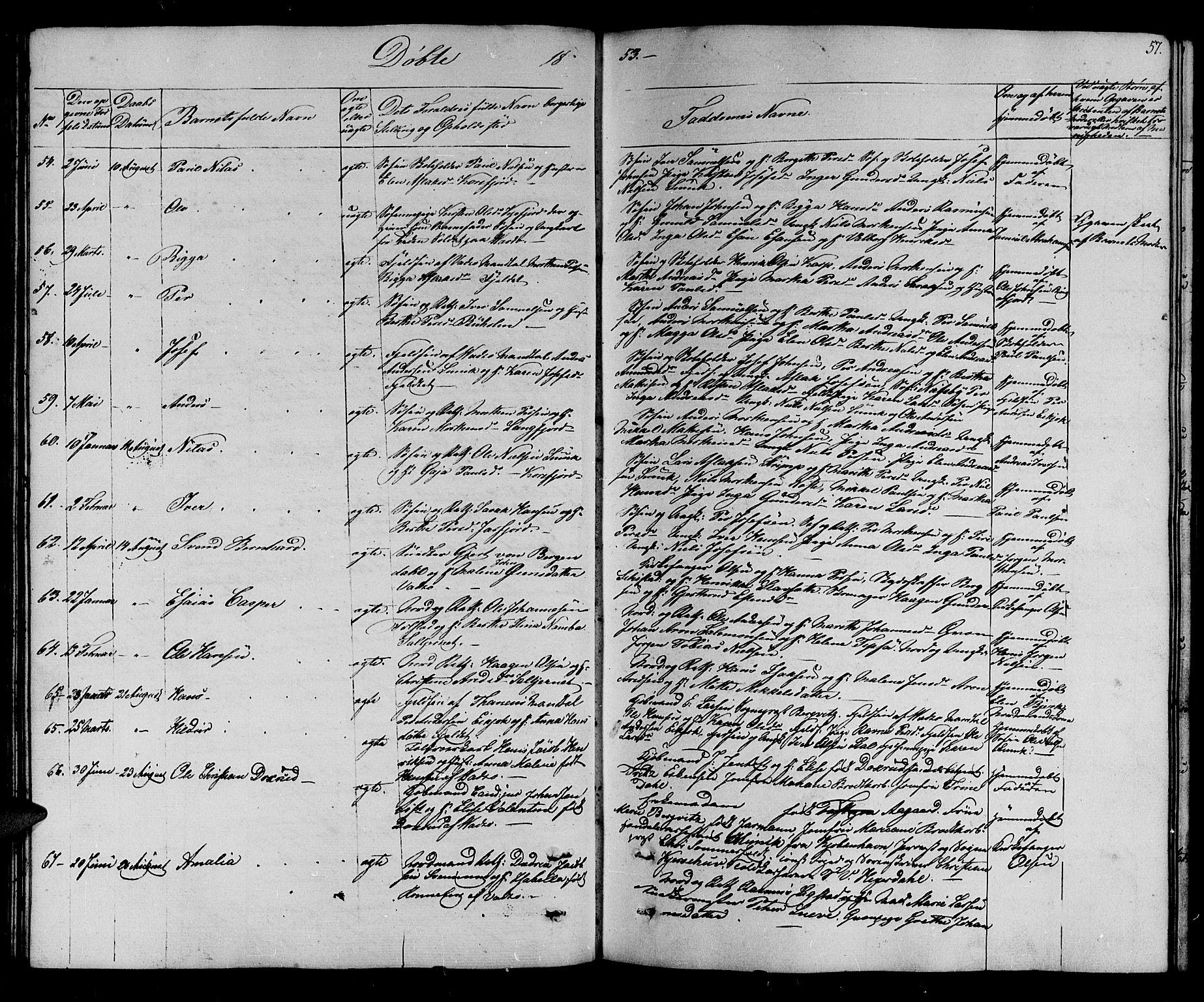 SATØ, Vadsø sokneprestkontor, H/Hb/L0001klokker: Klokkerbok nr. 1, 1843-1853, s. 57