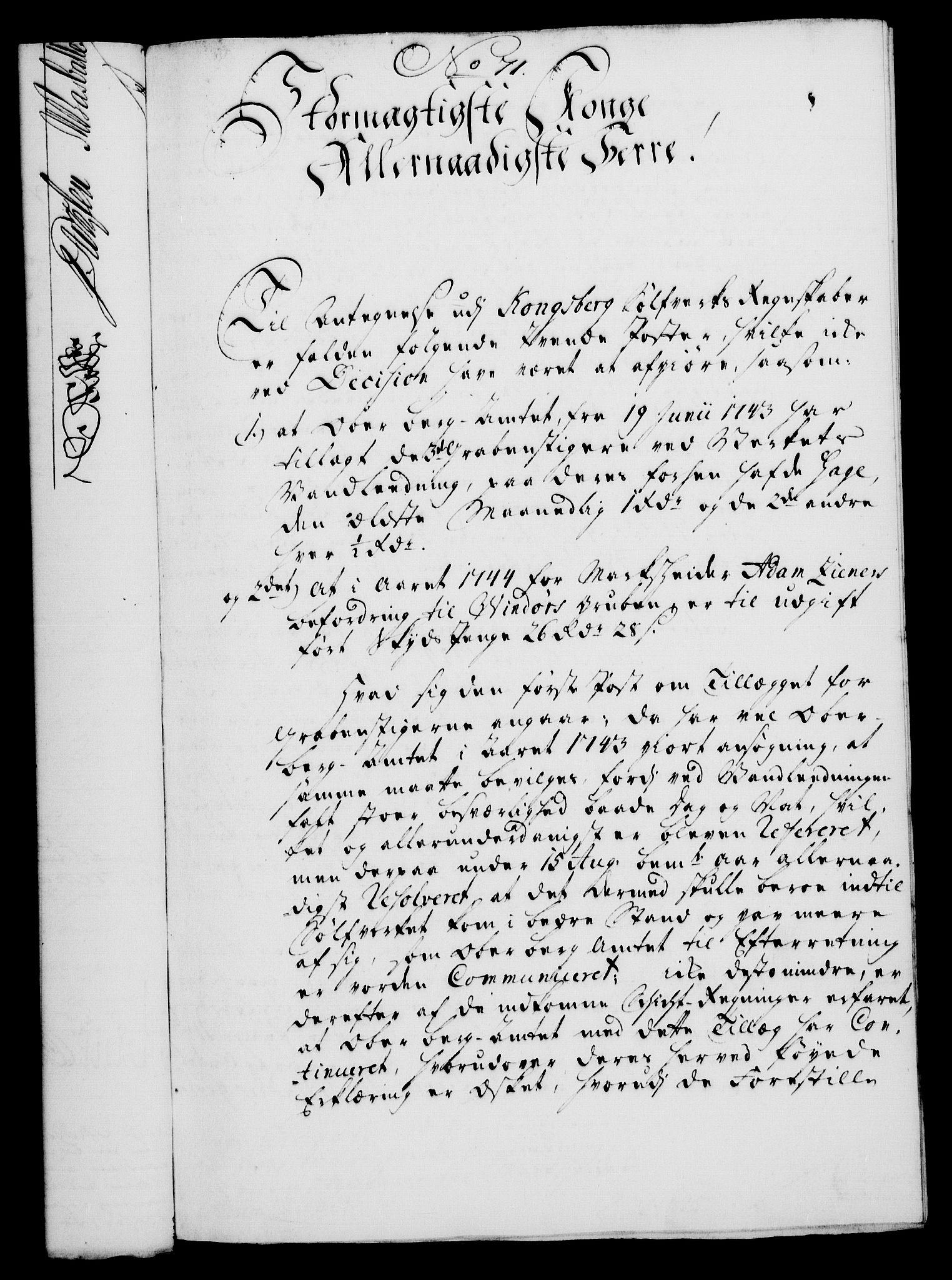 RA, Rentekammeret, Kammerkanselliet, G/Gf/Gfa/L0031: Norsk relasjons- og resolusjonsprotokoll (merket RK 52.31), 1749, s. 379