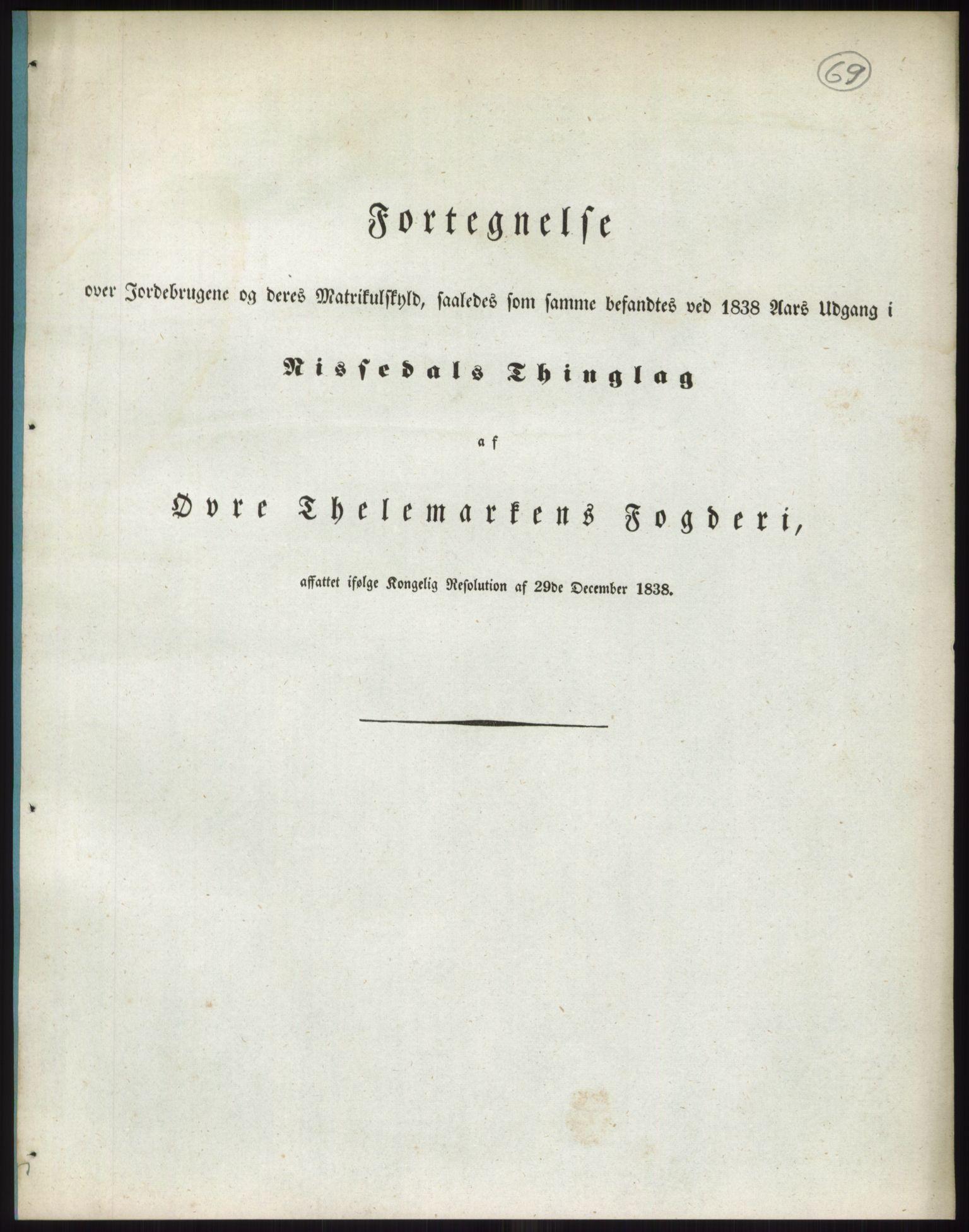 RA, 1838-matrikkelen (publikasjon)*, 1838, s. 69