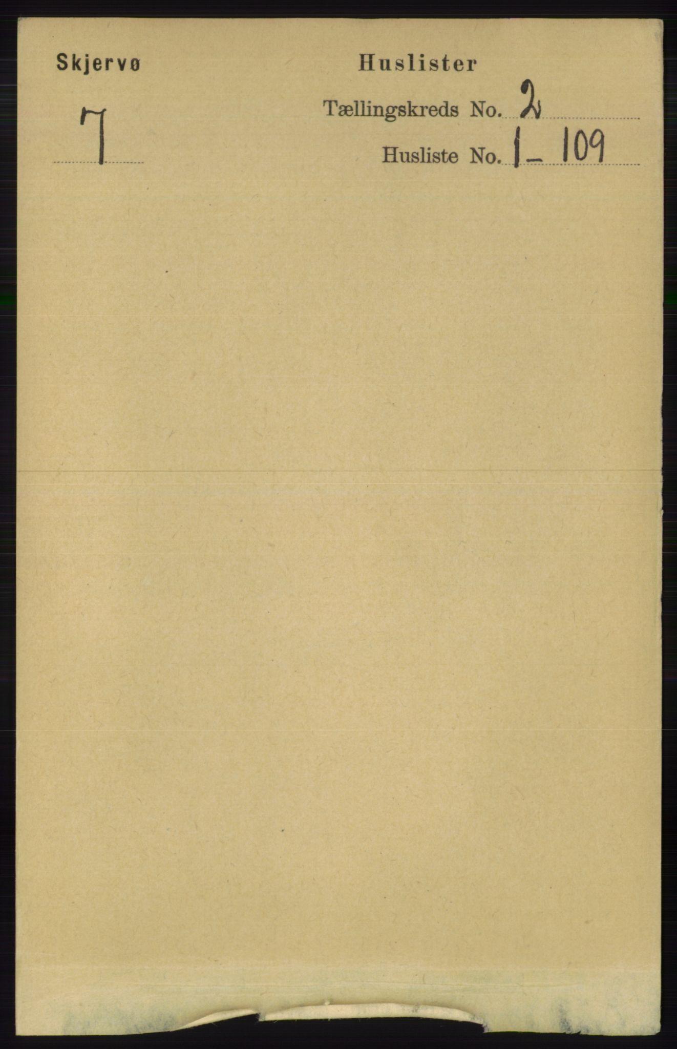 RA, Folketelling 1891 for 1941 Skjervøy herred, 1891, s. 917
