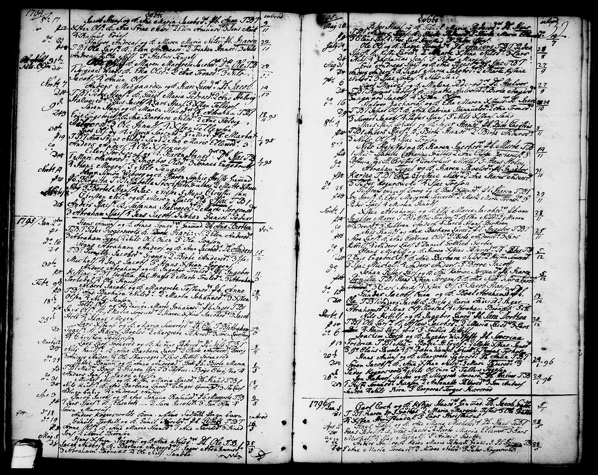 SAKO, Brevik kirkebøker, F/Fa/L0003: Ministerialbok nr. 3, 1764-1814, s. 32