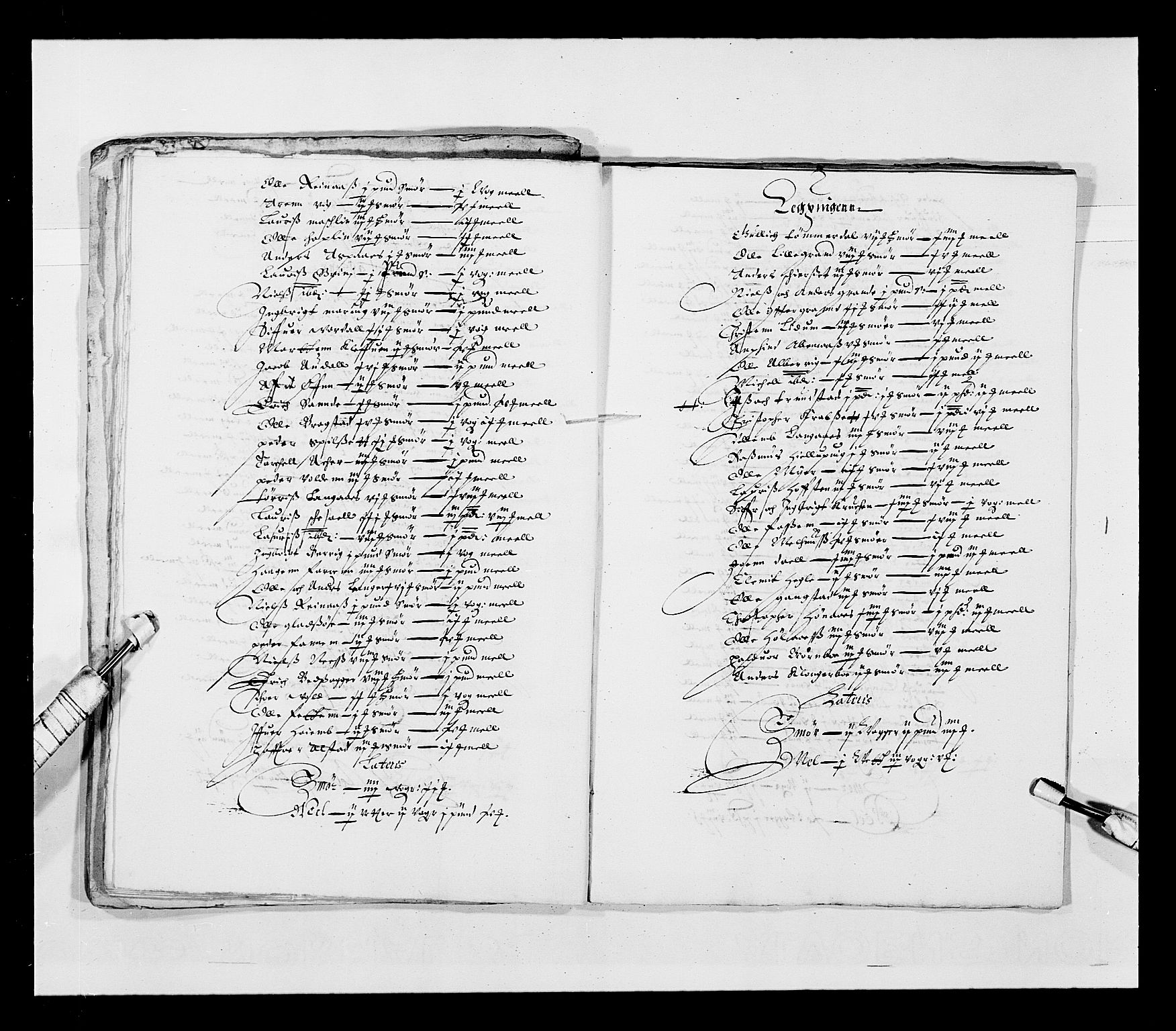 RA, Stattholderembetet 1572-1771, Ek/L0028: Jordebøker 1633-1658:, 1645-1646, s. 143