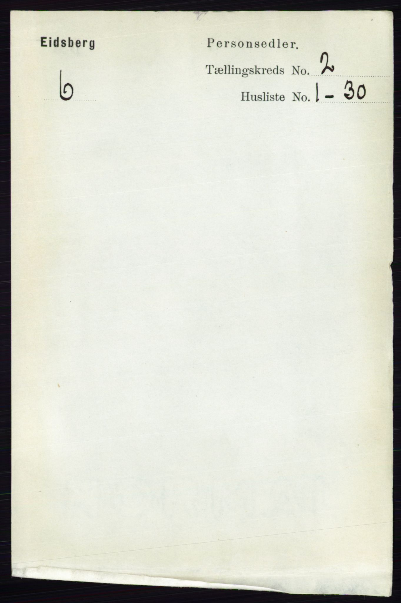 RA, Folketelling 1891 for 0125 Eidsberg herred, 1891, s. 837