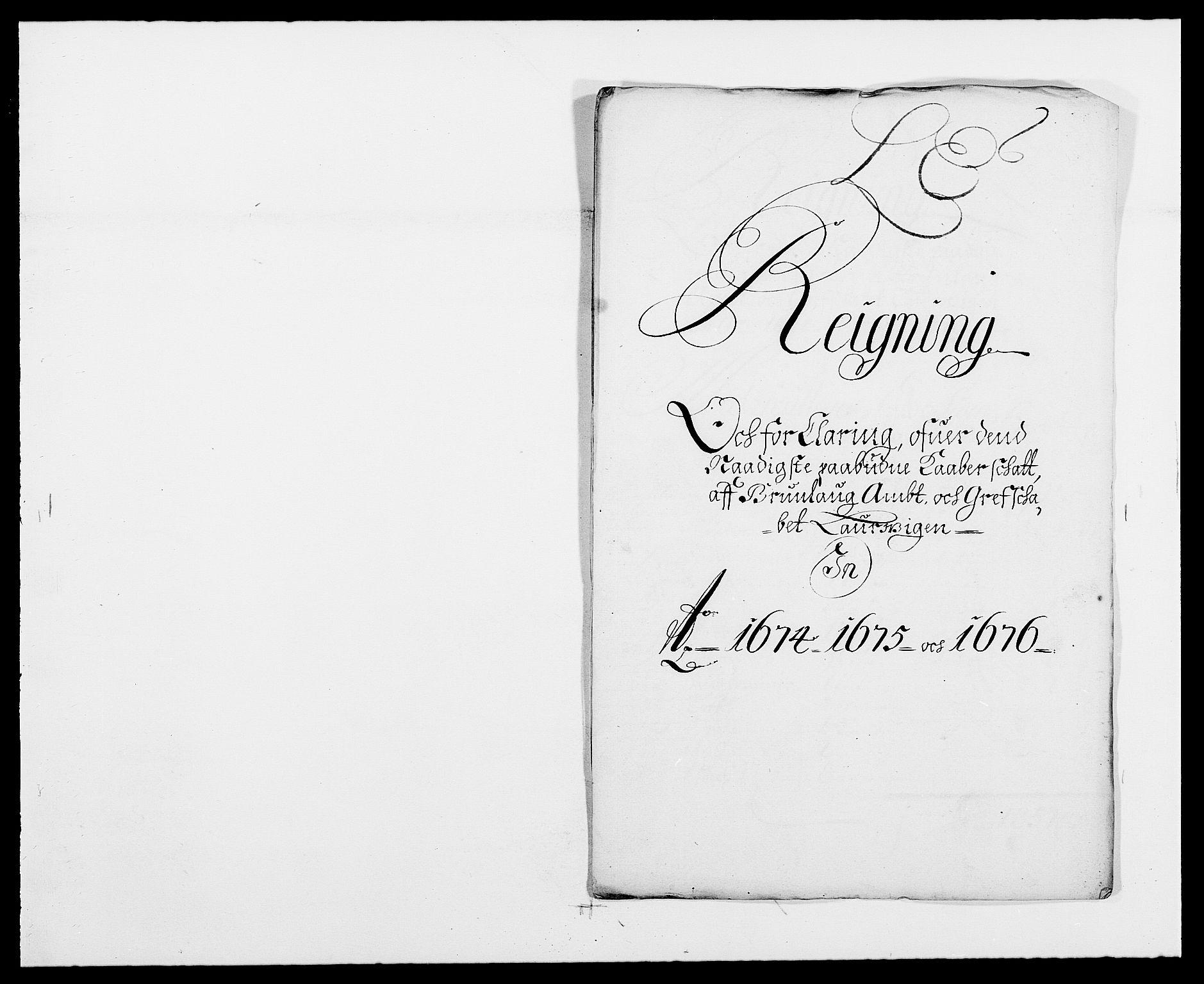 RA, Rentekammeret inntil 1814, Reviderte regnskaper, Fogderegnskap, R33/L1967: Fogderegnskap Larvik grevskap, 1675-1687, s. 333